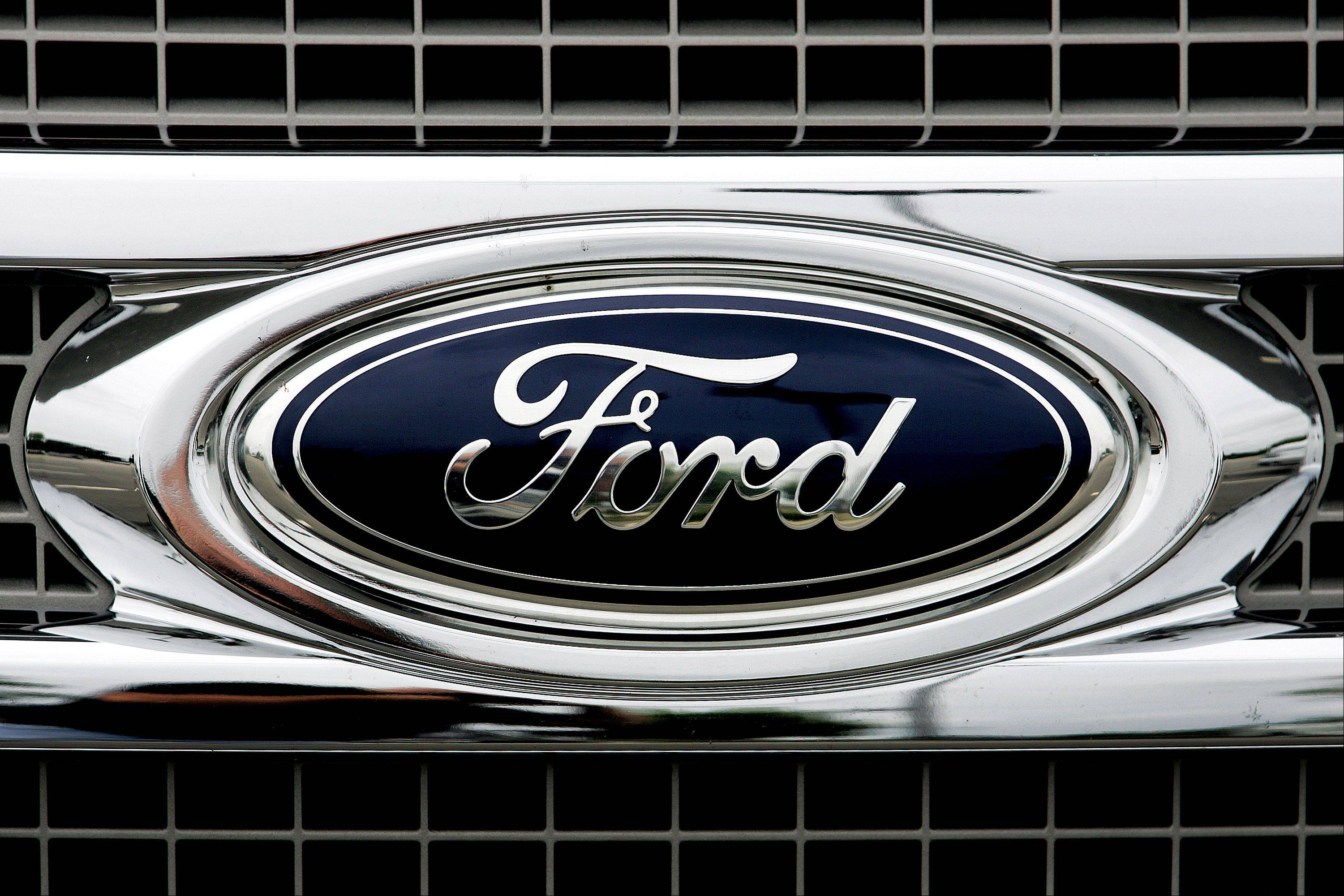 Ford is recalling 370,000 cars due to potential corrosion to their steering shaft that may result in loss of steering.