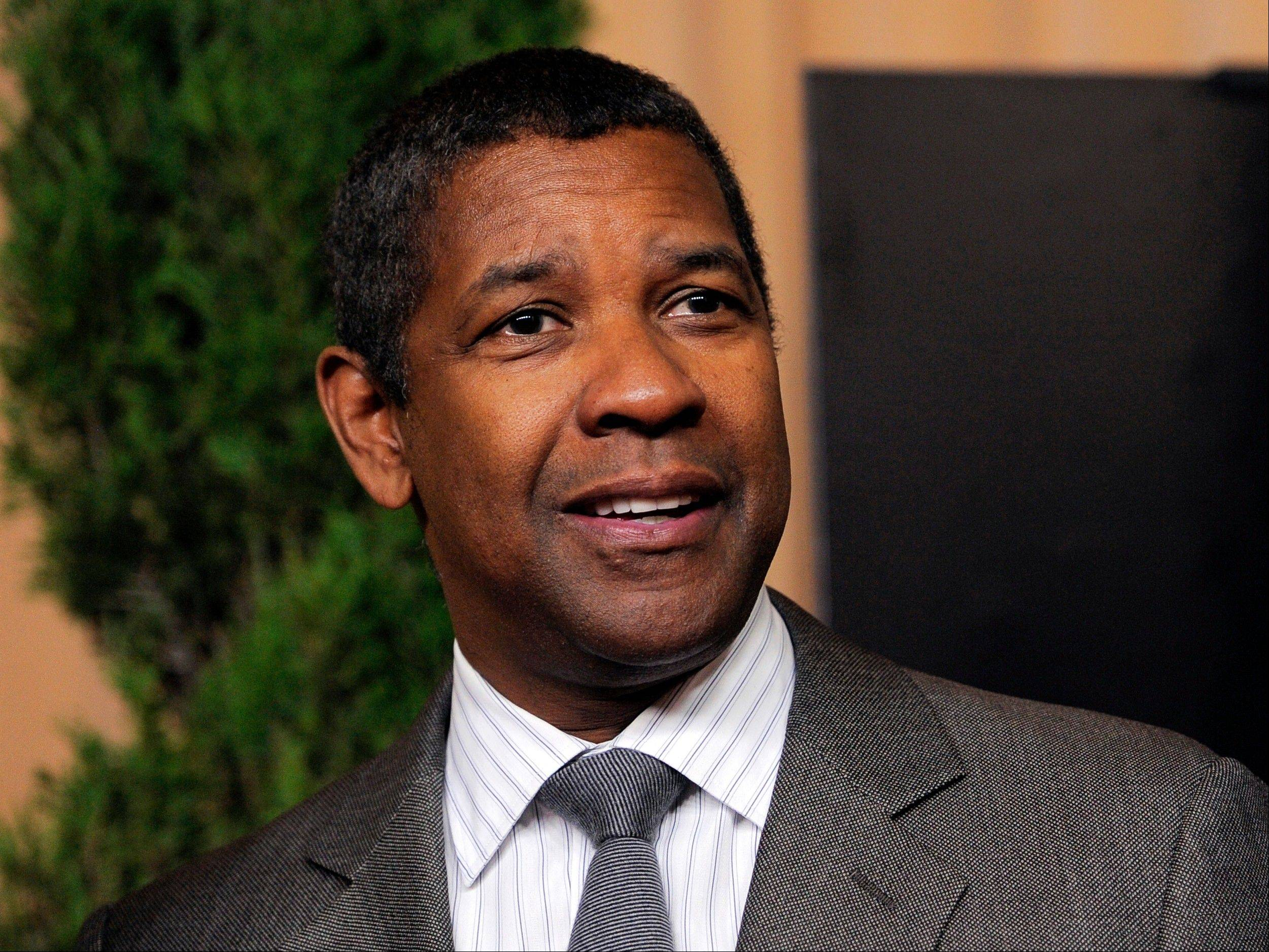 "Denzel Washington with Diahann Carroll and Denzel Washington will star in a spring revival of the classic American play ""A Raisin in the Sun."""