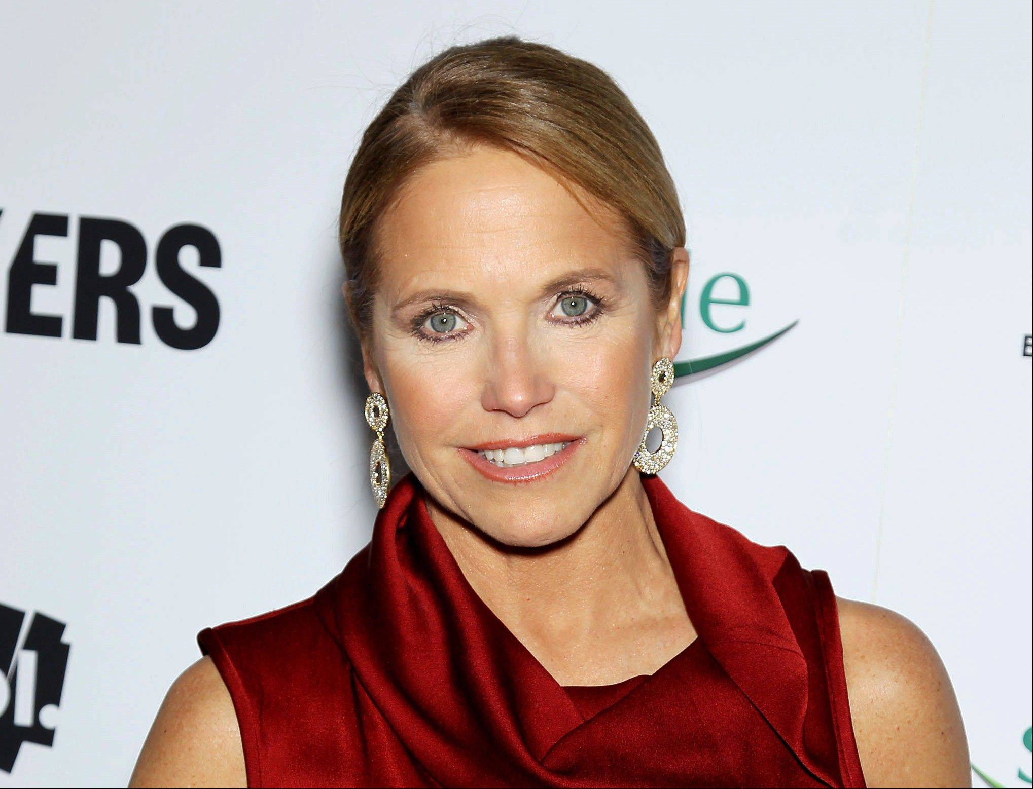 TV personality Katie Couric is getting married to her financier boyfriend John Molner.