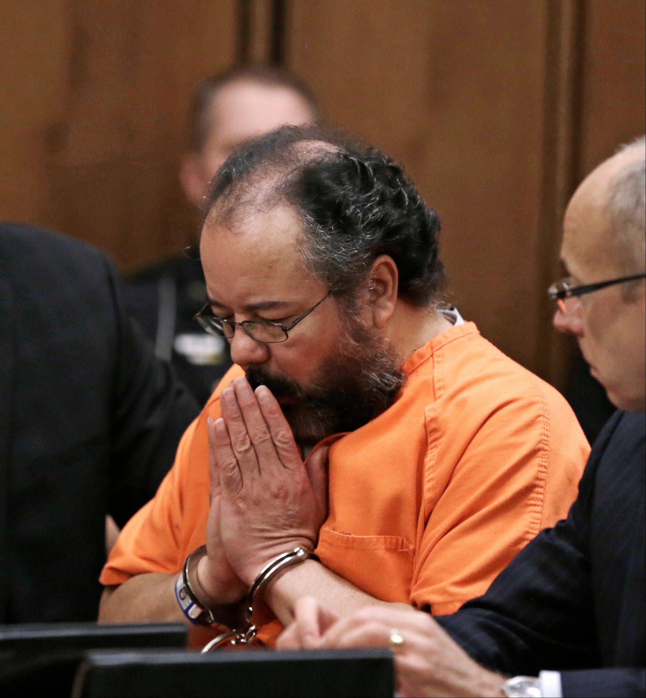 Ariel Castro, who held 3 women captive for a decade, committed suicide Tuesday.