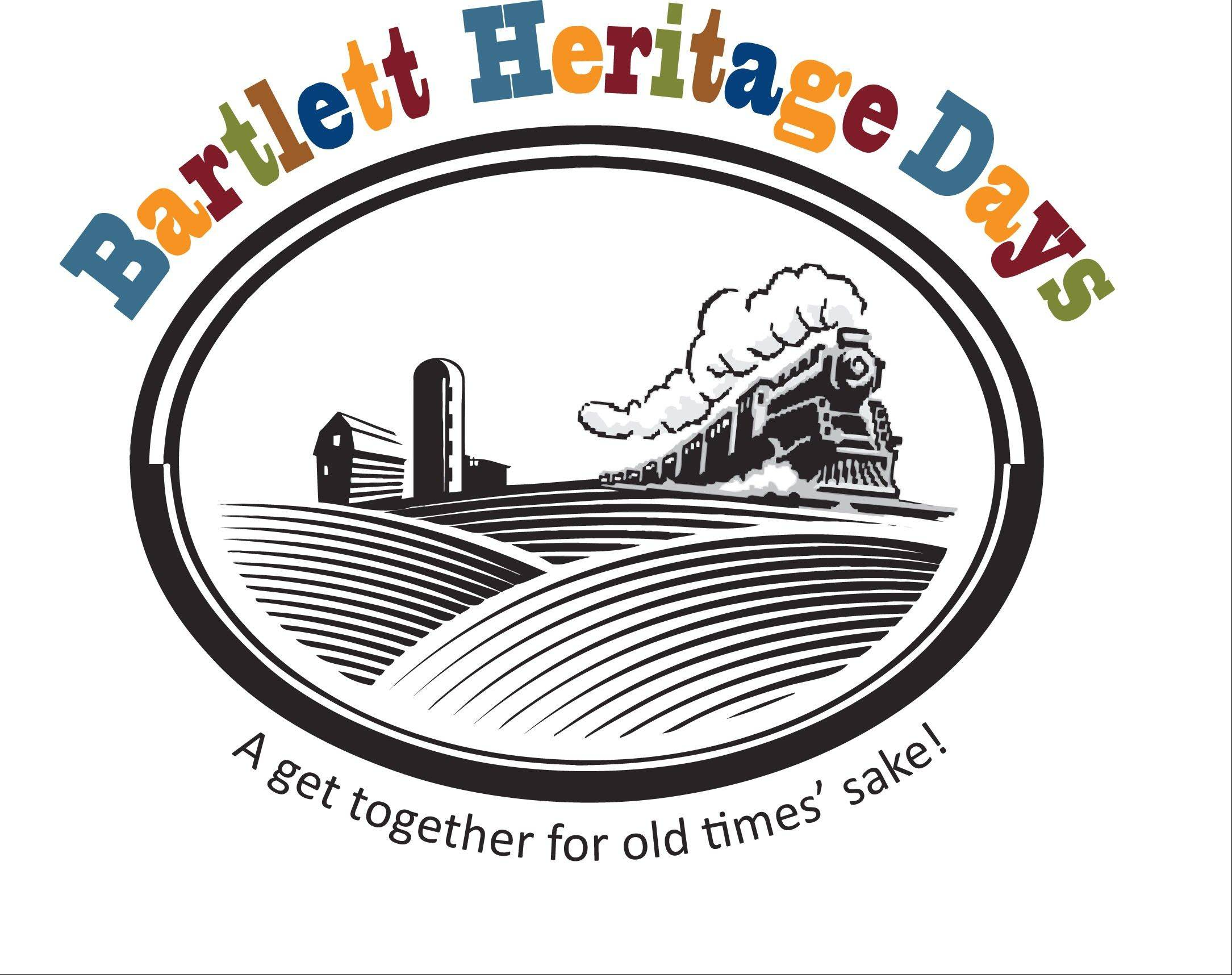 The Bartlett Heritage Days logo