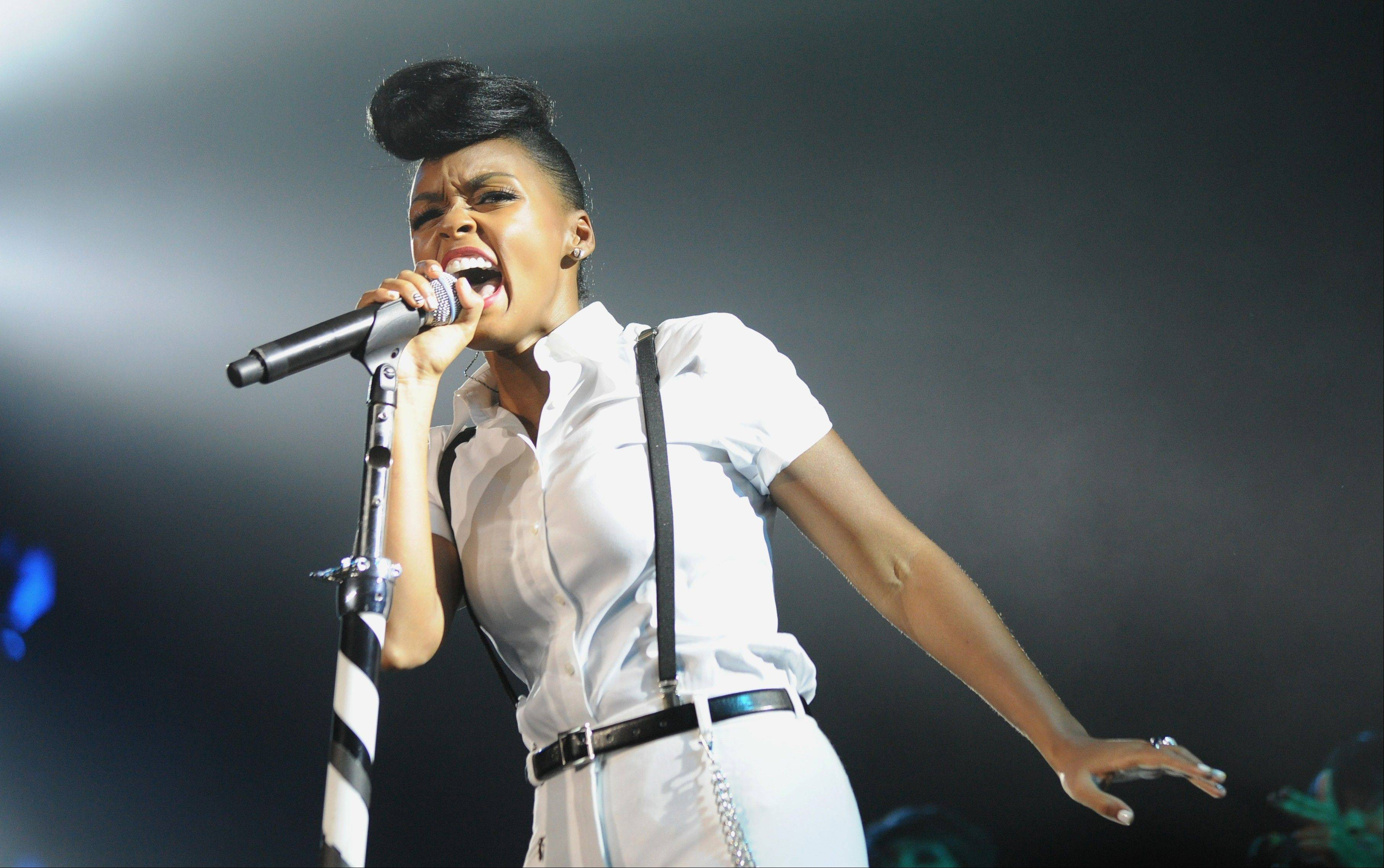Janelle Monae will sing at Rebecca Minkoff�s show at Lincoln Center on Friday during New York Fashion Week.