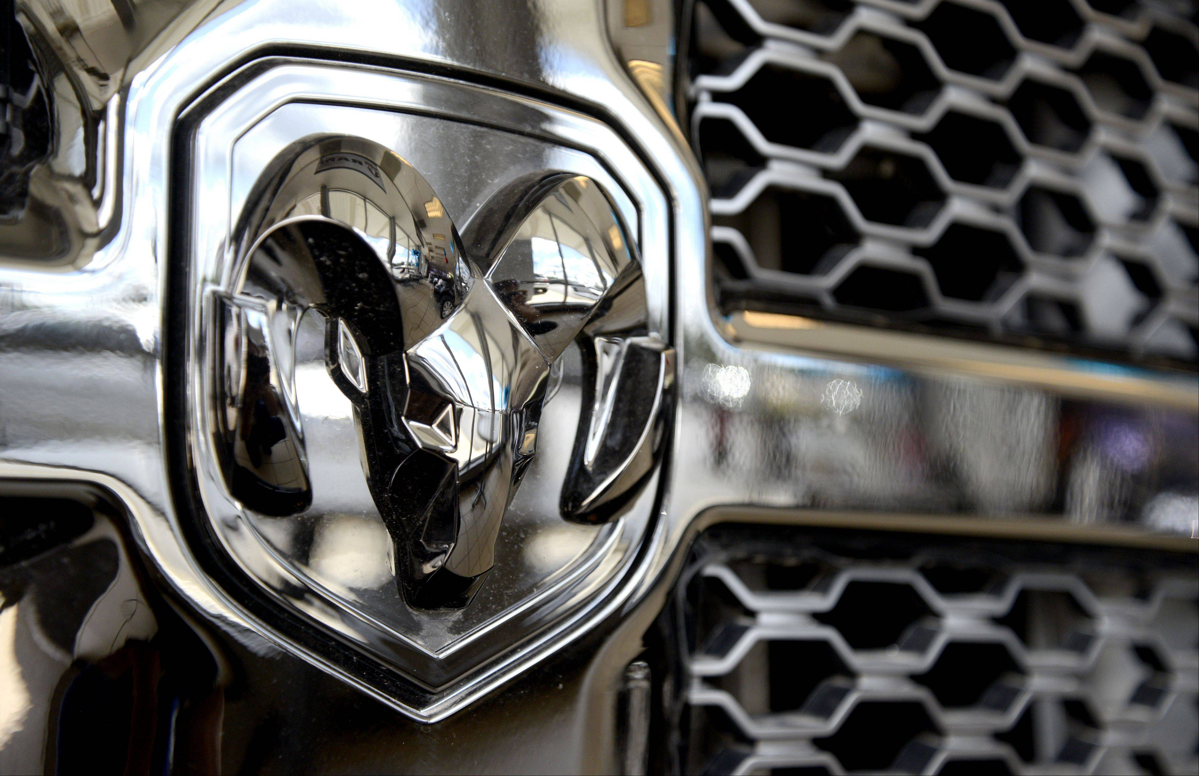 Chrysler sold more than 33,000 Ram pickups in August, the model's best August since 2006.