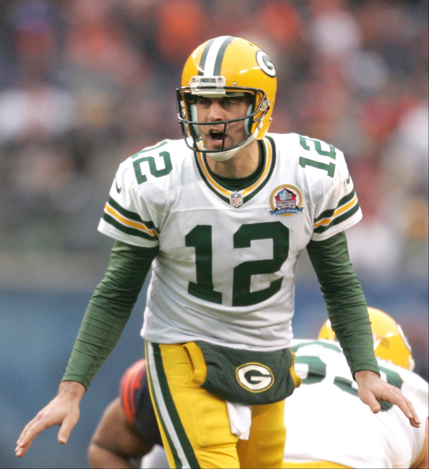 Green Bay Packers quarterback Aaron Rodgers says the offense should have scored more against the 49ers last season.