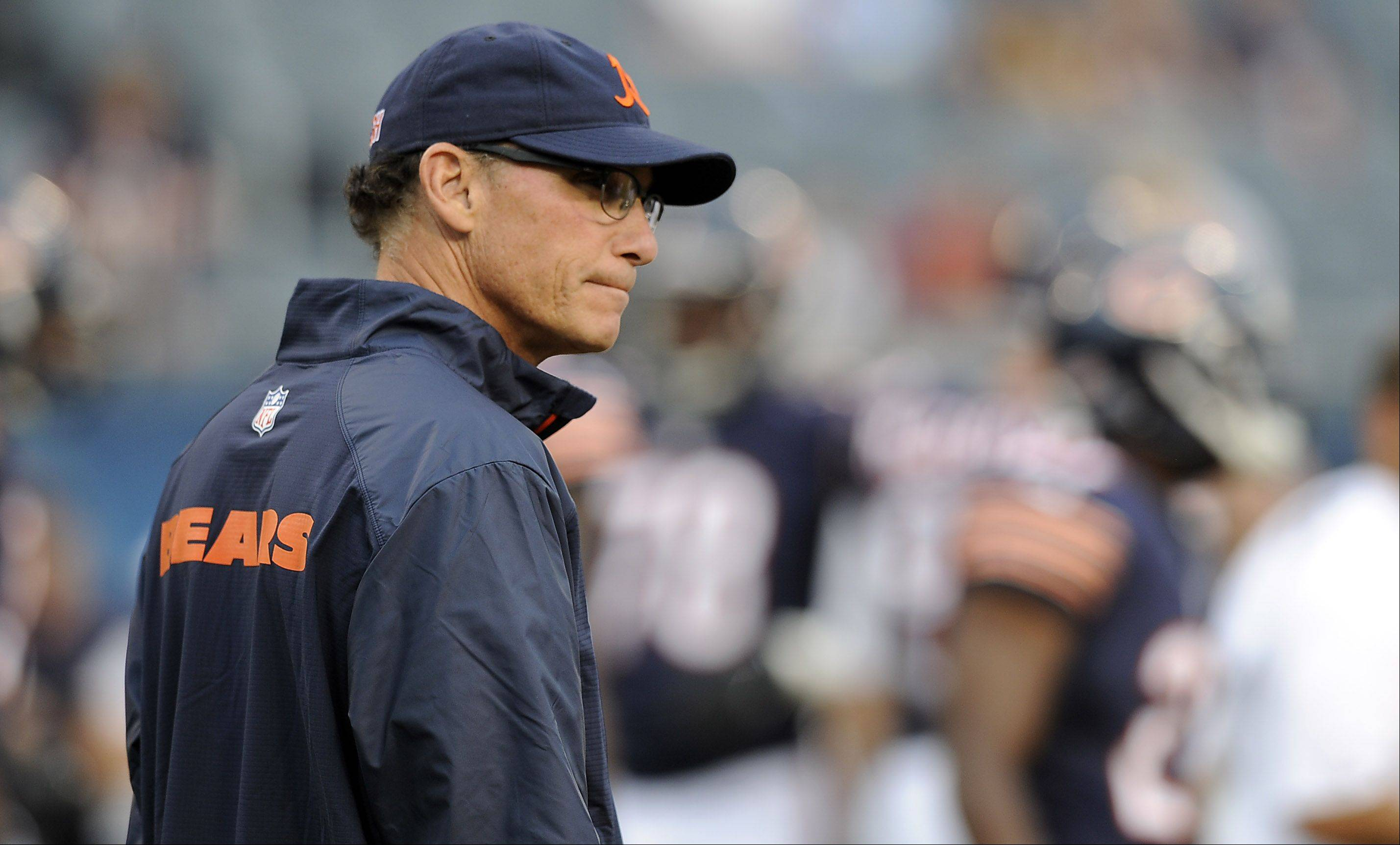 While new head coach Marc Trestman has a history of developing high-octane passing attacks and raising the game of the quarterbacks who play for him, the Bears have a much different history when it comes to offense.