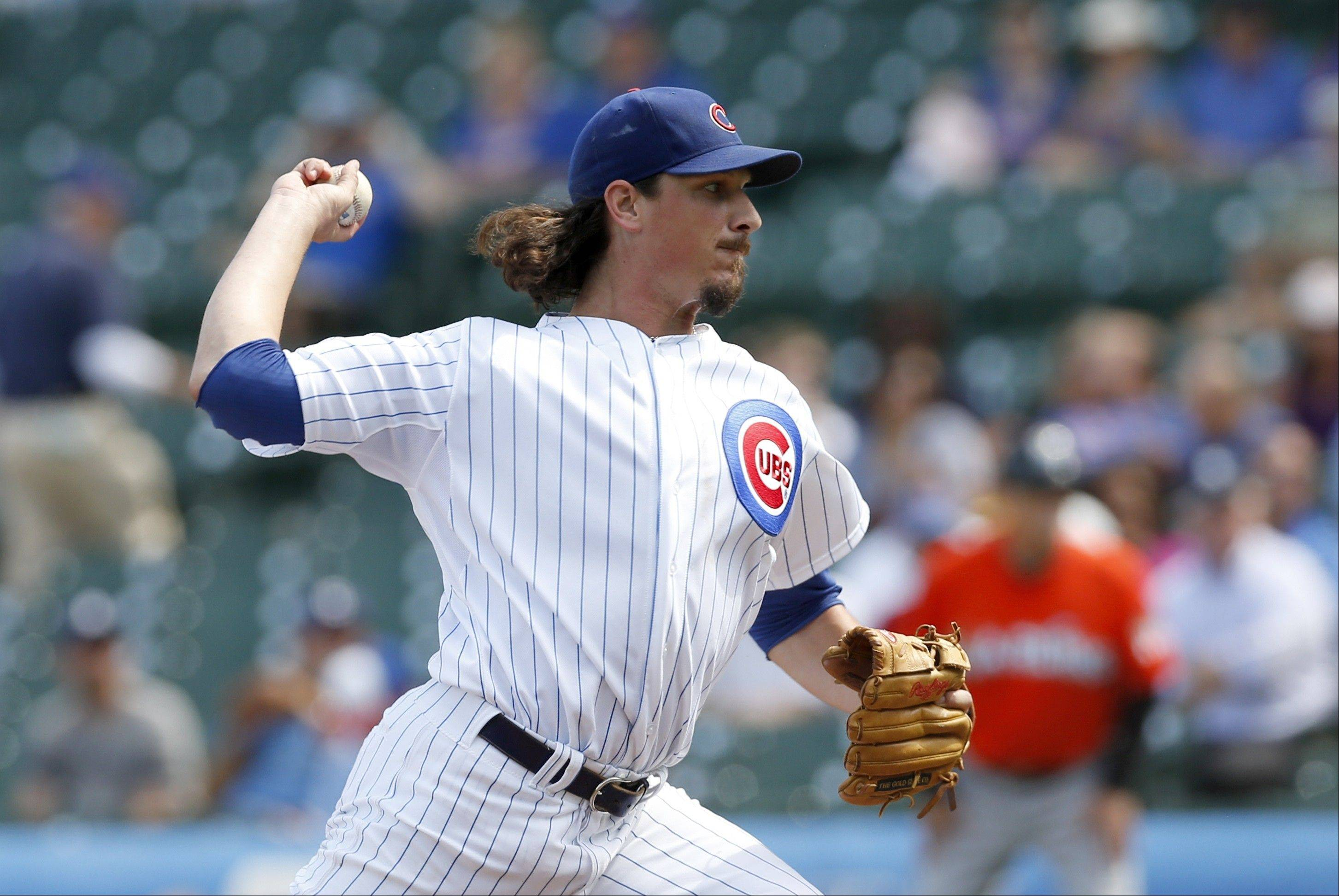Jeff Samardzija has thrown 189 innings on the season.