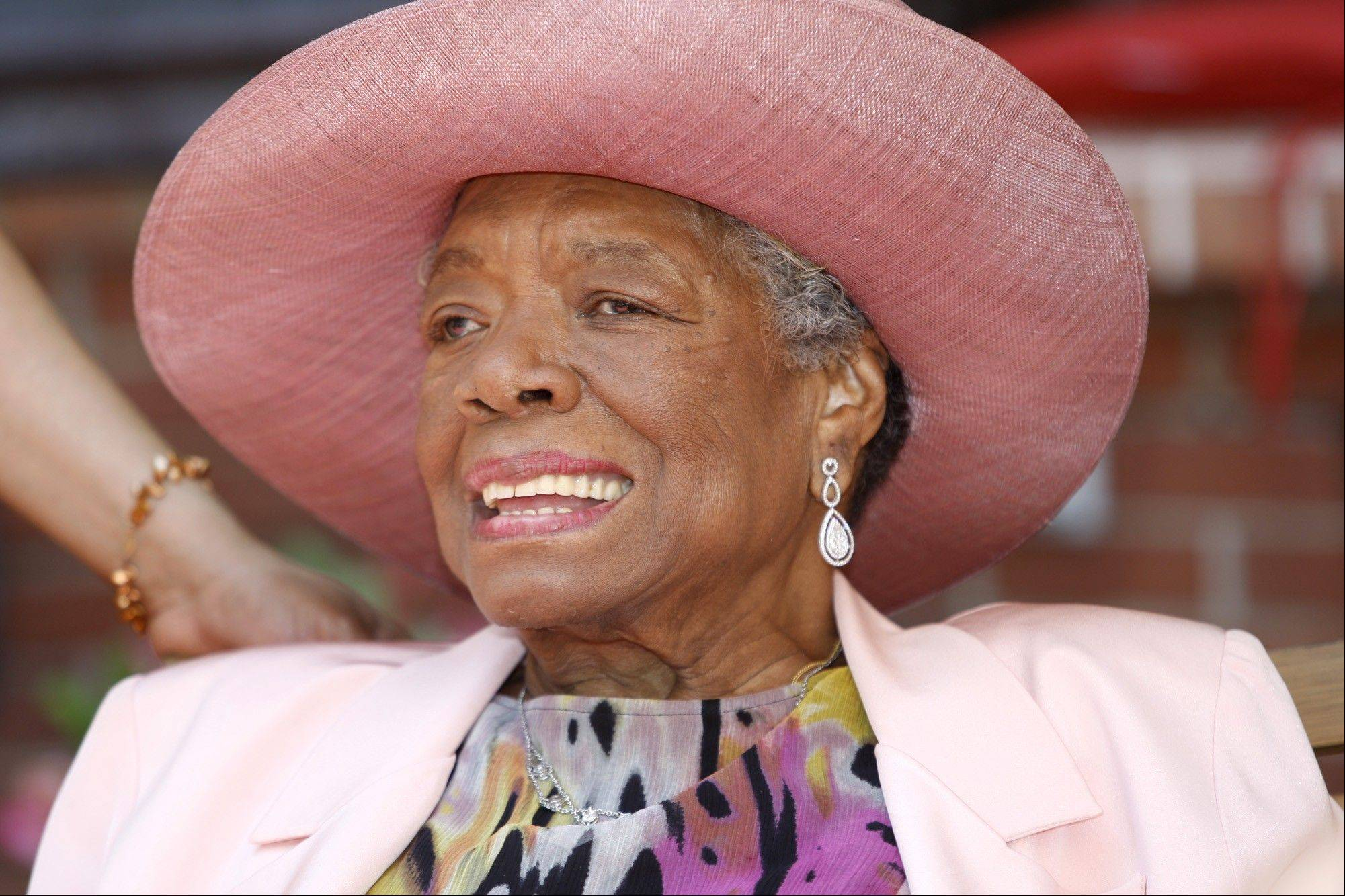 The National Book Foundation announced Thursday that Maya Angelou, author of �I Know Why the Caged Bird Sings,� will be this year�s recipient of the Literarian Award, an honorary National Book Award for contributions to the literary community.