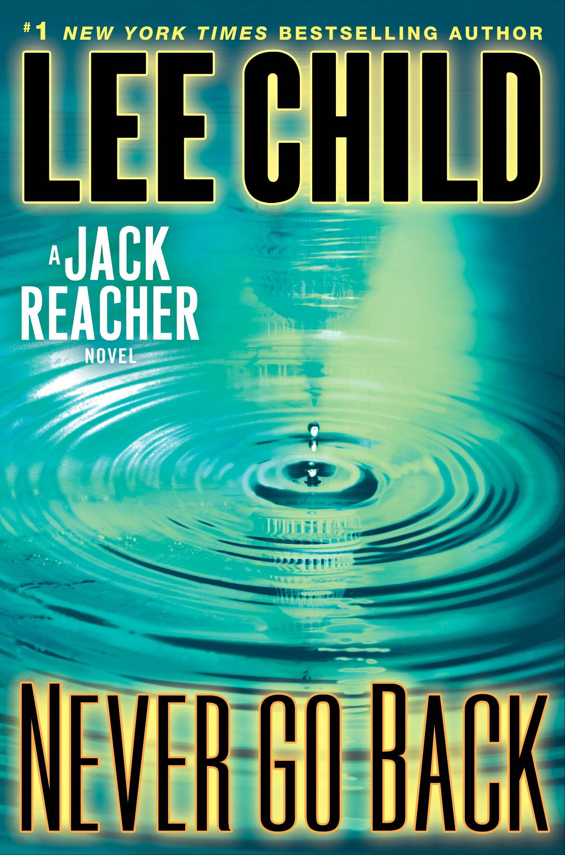"""Never Go Back"" by Lee Child"