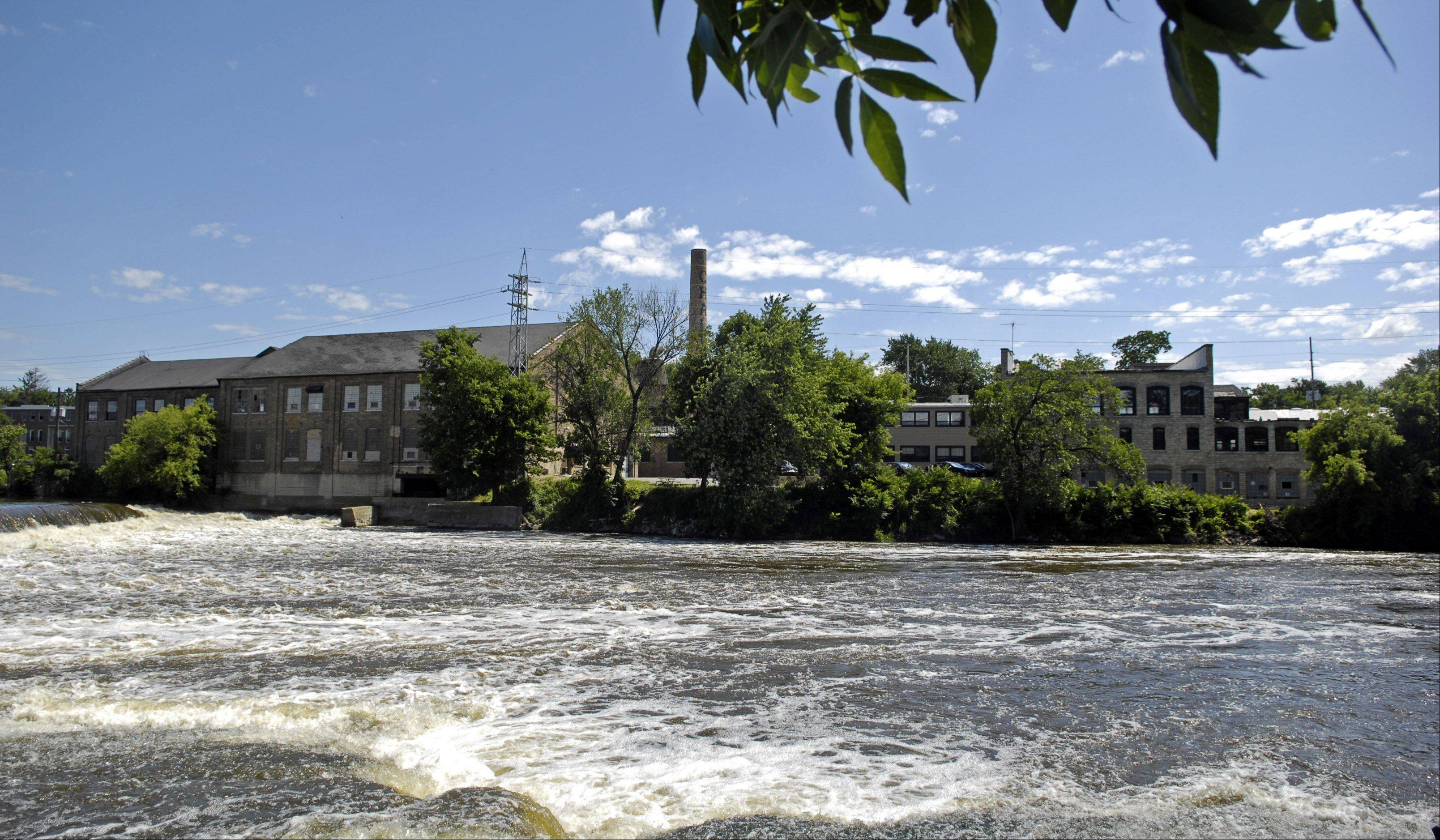 Batavia officials know there still is much work to do along the Fox River, where remnants from a bygone era, such as the Challenge Windmill factory, still sit.