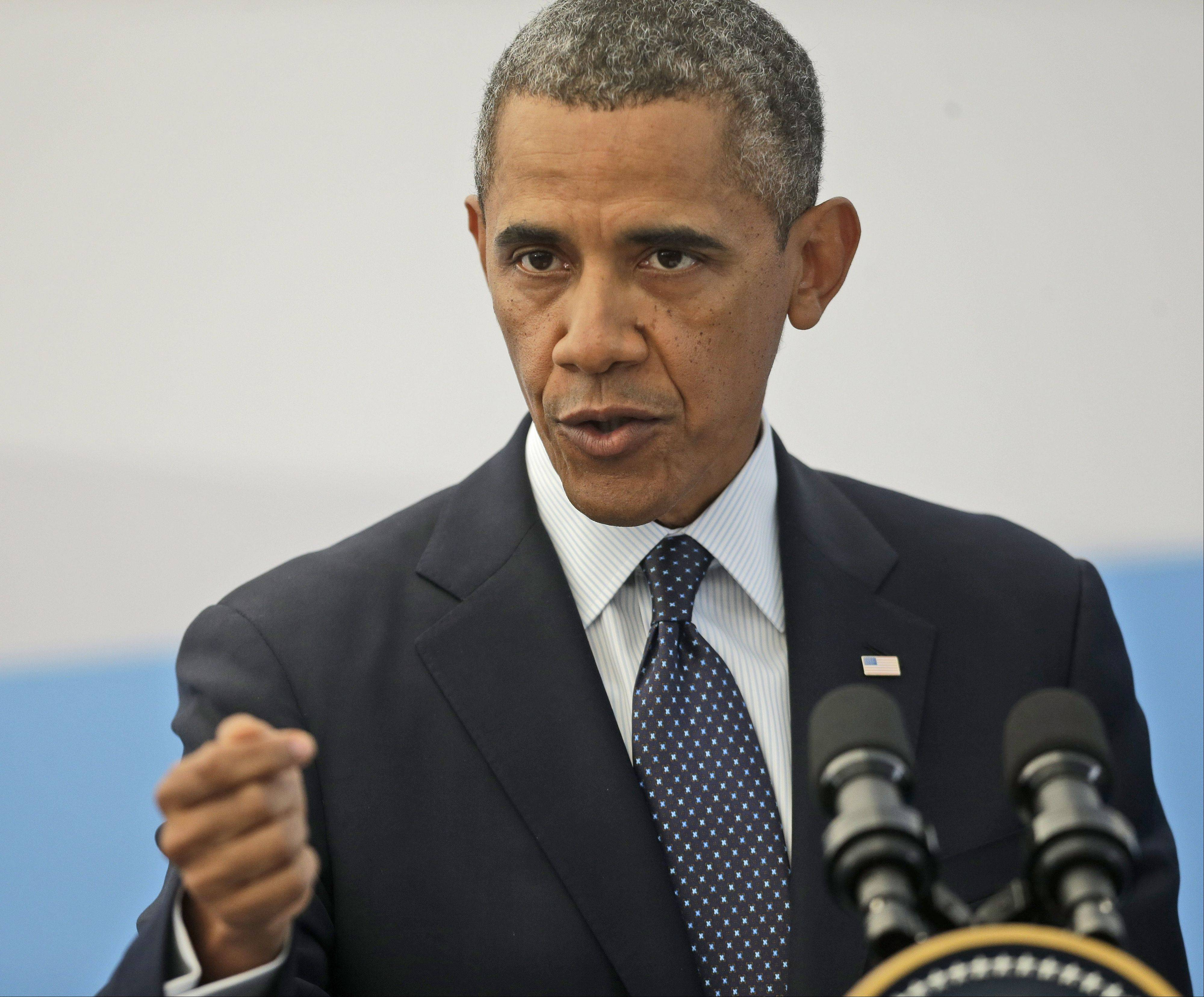 Obama notes split over Syria attack, plans speech