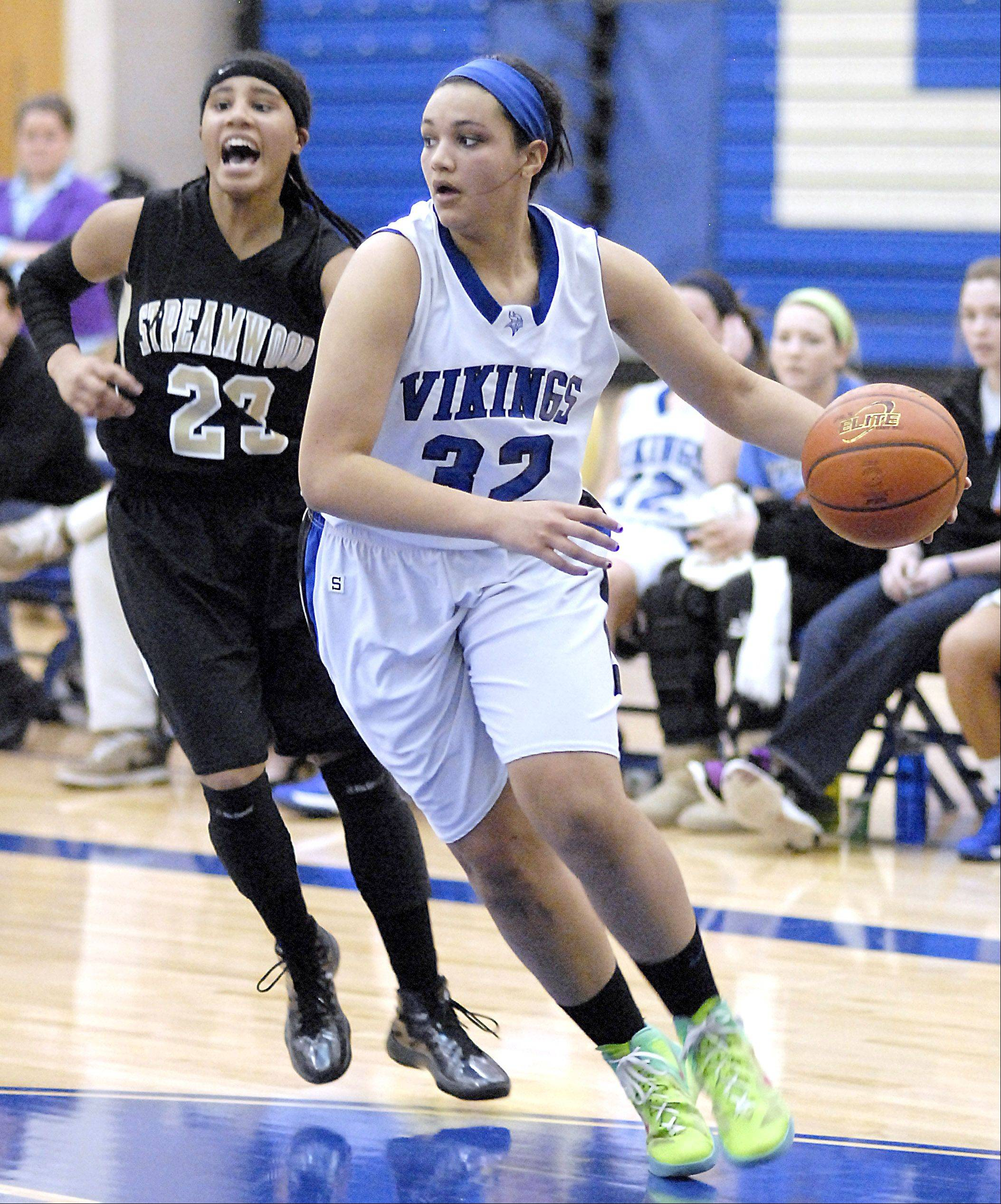 Geneva's Sidney Santos decided on Oakland University to play college basketball.