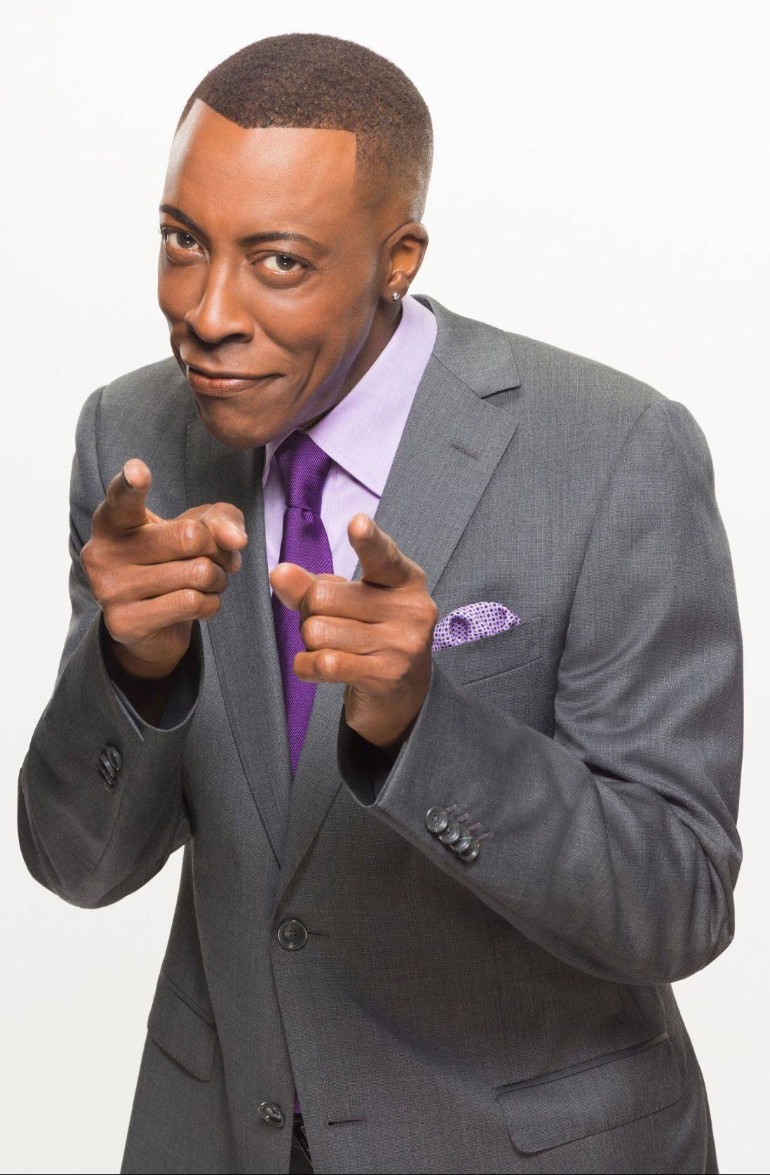 """The Arsenio Hall Show"" is scheduled to air this fall on CBS."