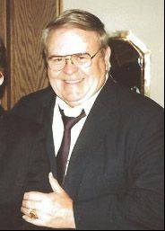 An older photo of former Vernon Hills village trustee James Heier, who died Sept. 1.