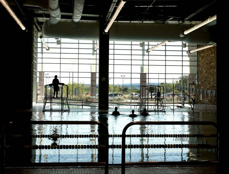Carol Stream 39 S 19 Million Rec Center Ready For Unveiling