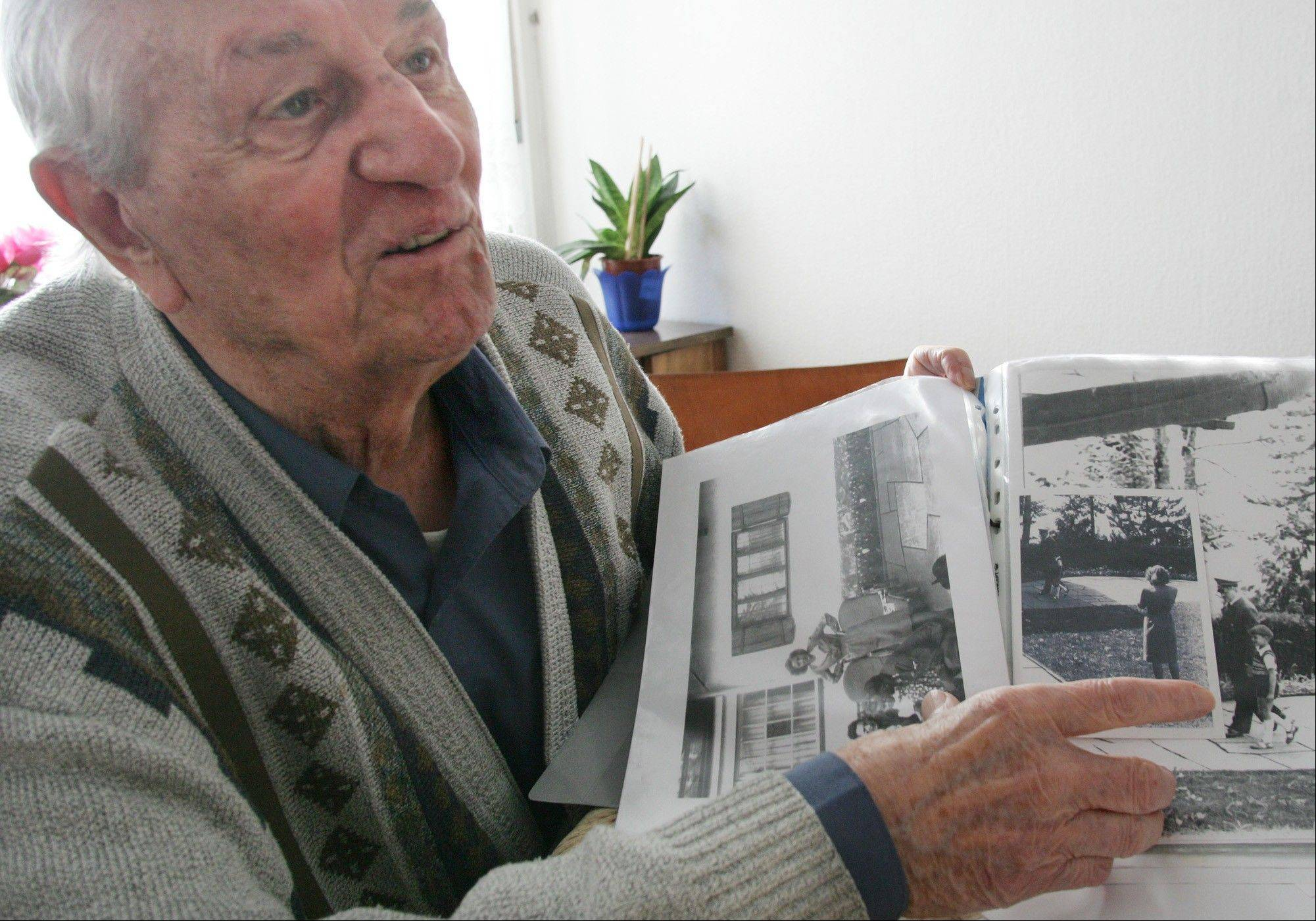 Hitler's bodyguard Rochus Misch, who was the last remaining witness to the Nazi leader's final hours in his Berlin bunker, died Thursday, Sept. 5, 2013. He was 96.