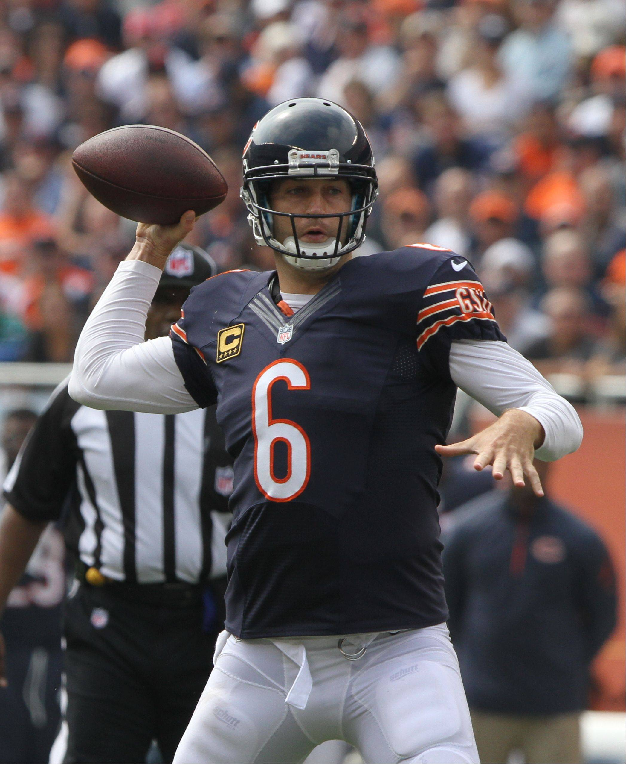 Bears, Trestman victorious in opener