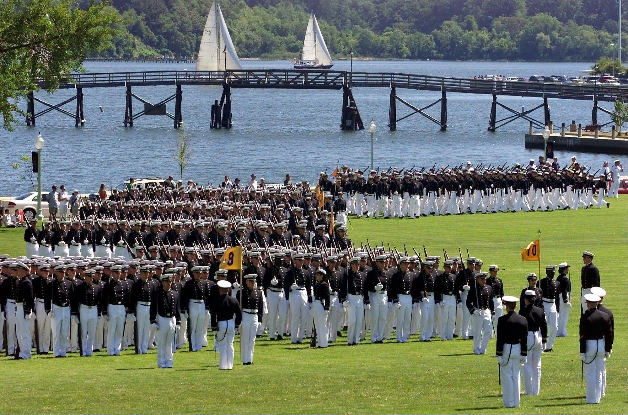 A hearing on allegations of sexual assault provides a sometimes unflattering glimpse into the culture of the Naval Academy.