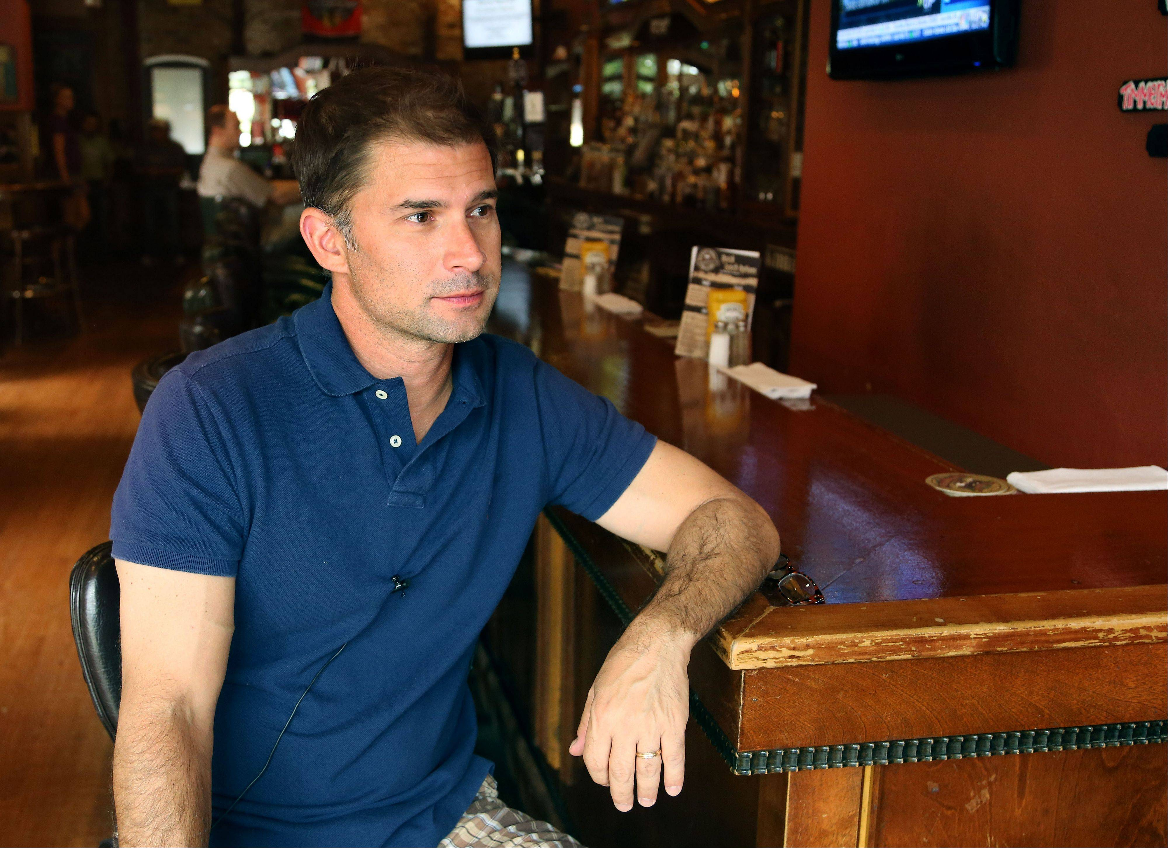 Mickey Finn's Brewery owner Brian Grano hopes to get a bump in business and exposure for Libertyville during the BMW Championship this week.