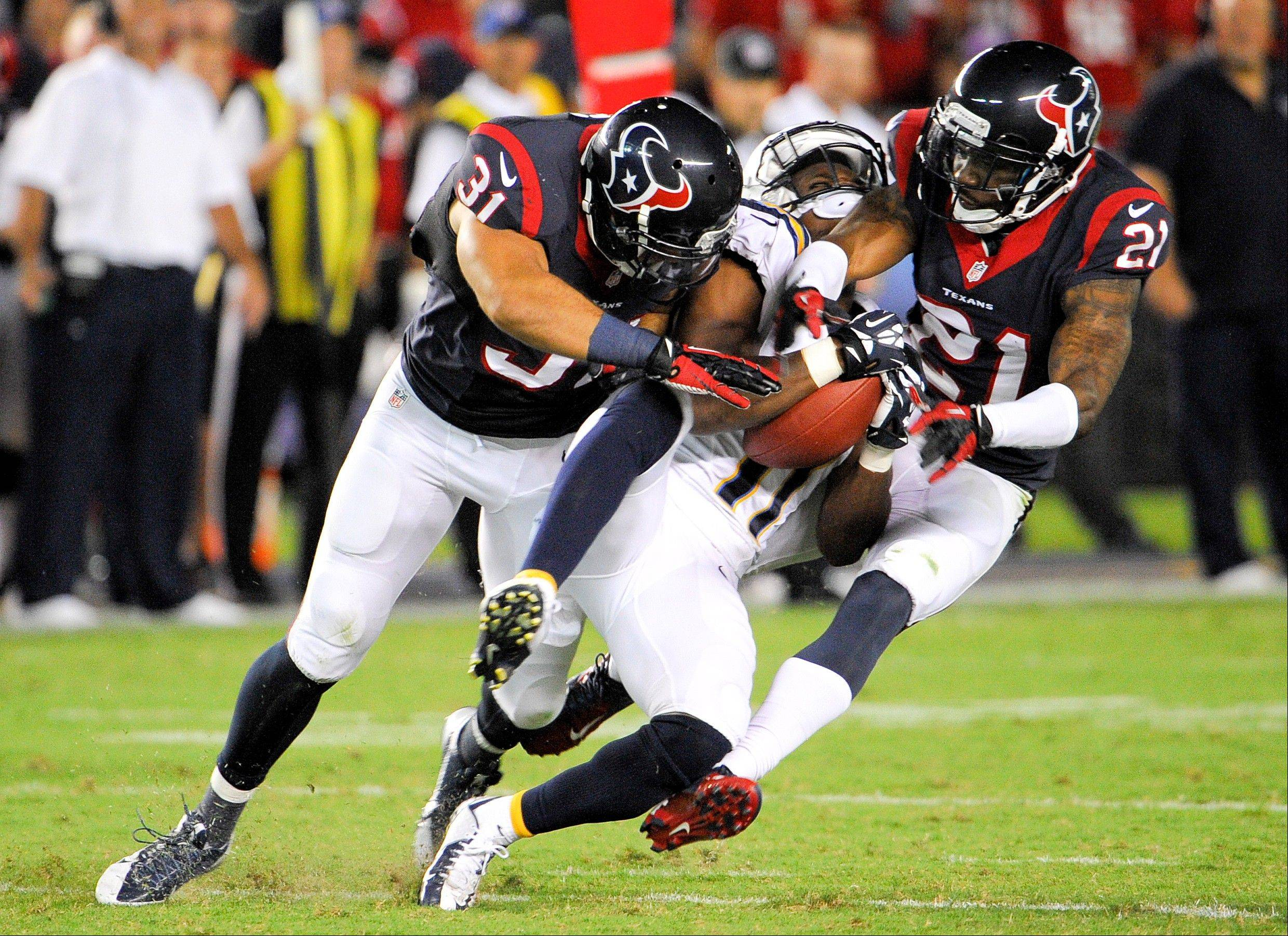 Texans rally to stun Chargers 31-28