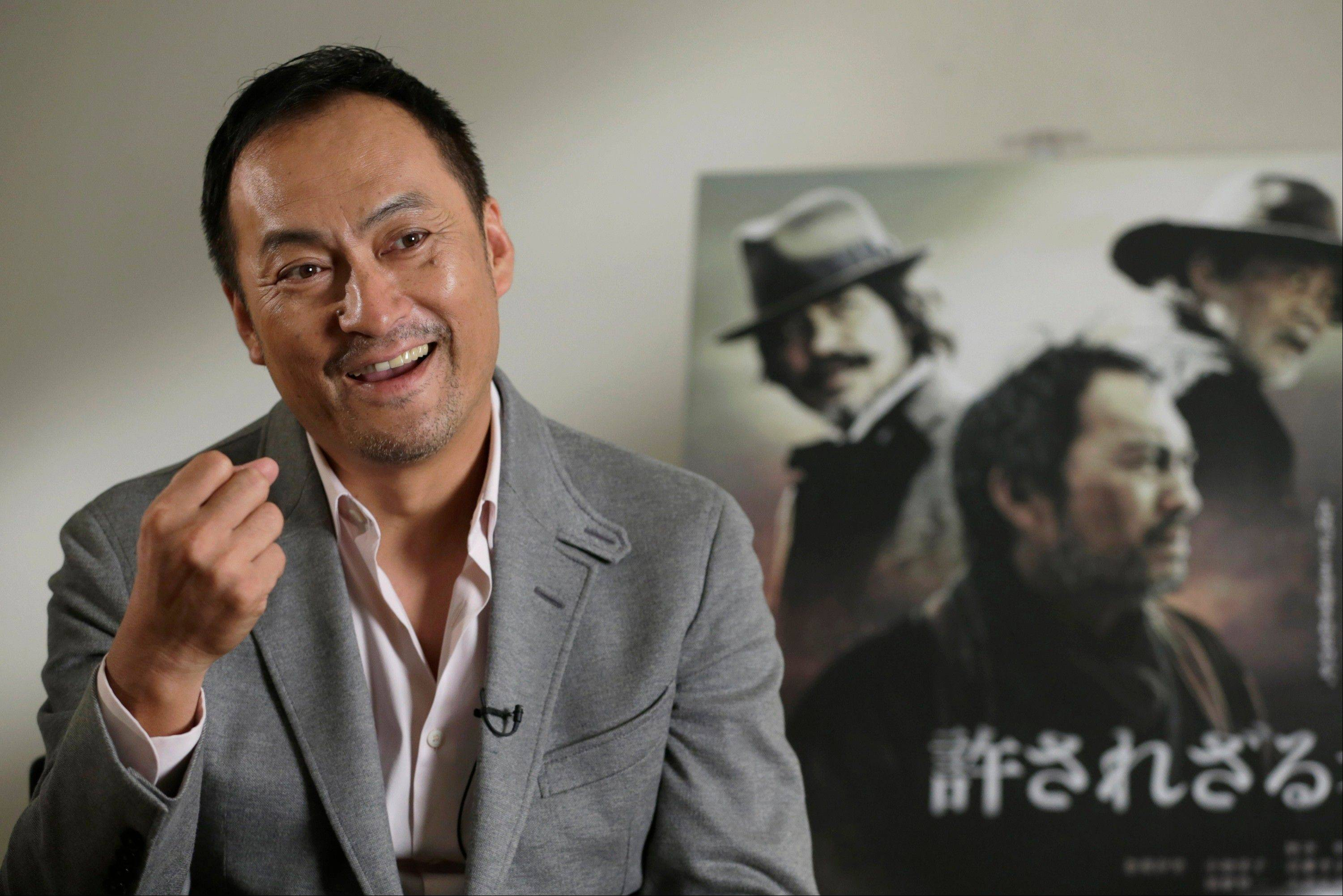 "The Japanese remake of Clint Eastwood's ""Unforgiven"" isn't a mere cross-cultural adaptation but more a tribute to the universal spirit of great filmmaking for its star Ken Watanabe."