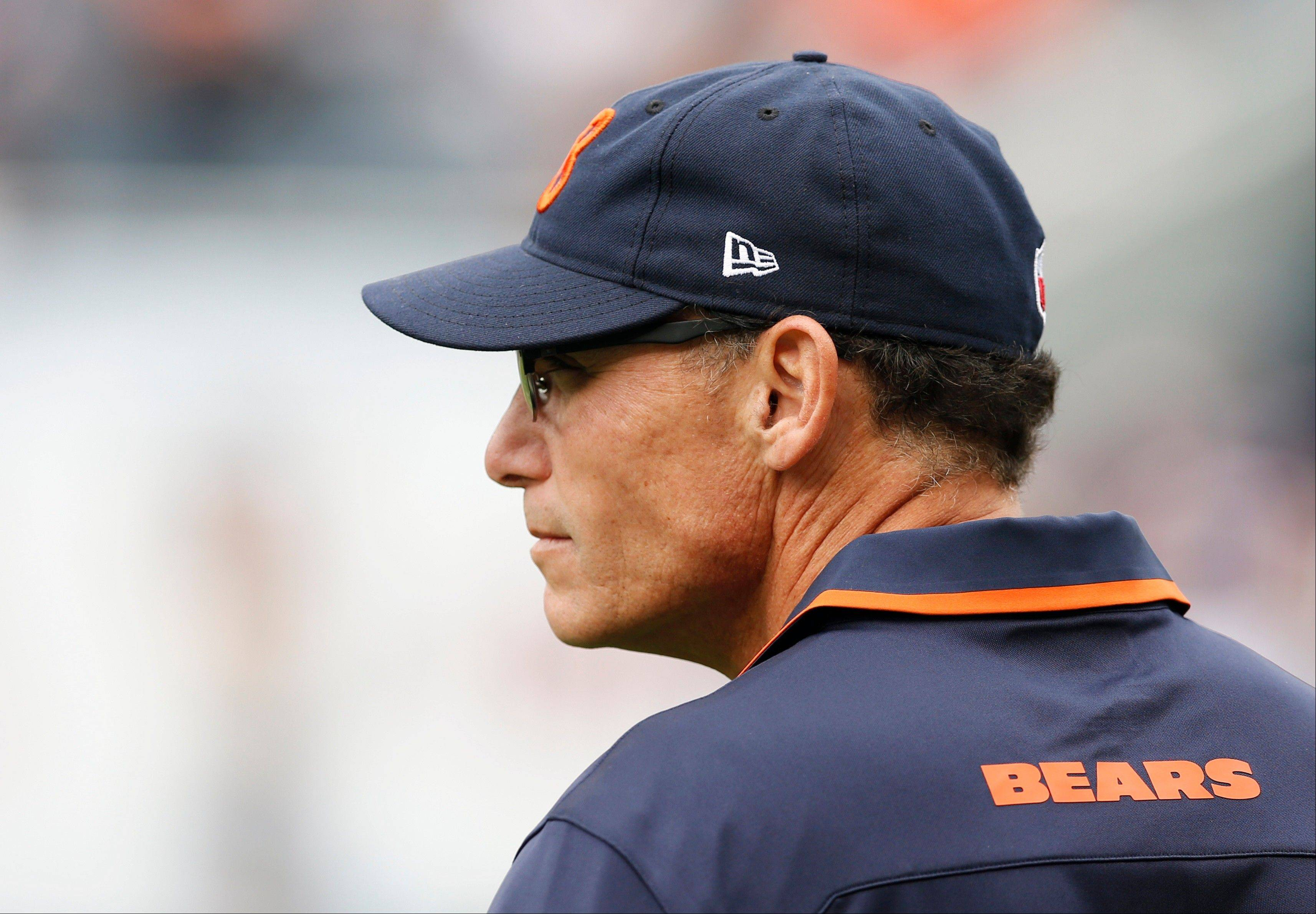 While happy to get a victory in his first game as Bears head coach, Marc Trestman said Monday that there's still plenty of room for improvement.