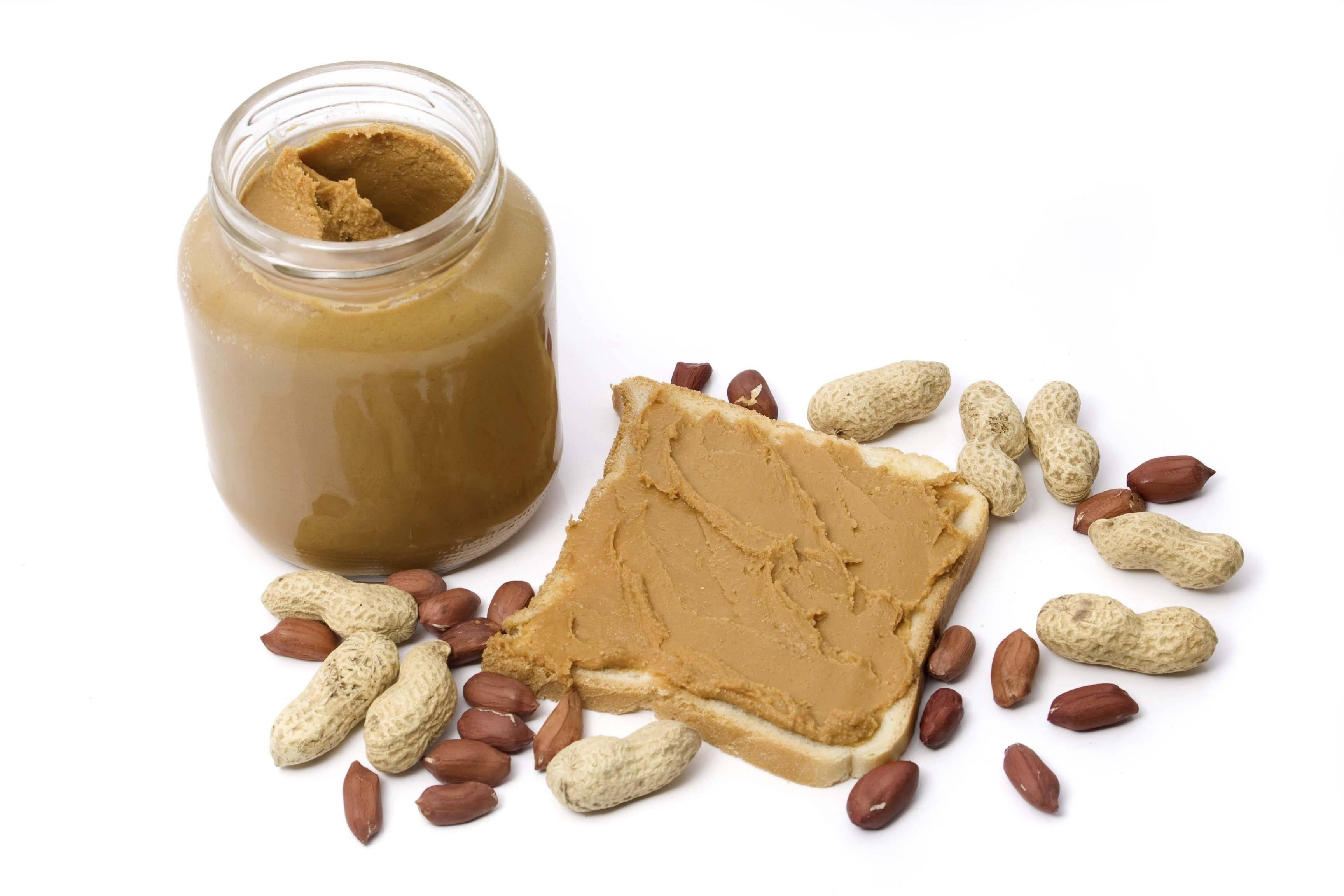 Peanuts can pose a problem for many youngsters who suffer from allergies.