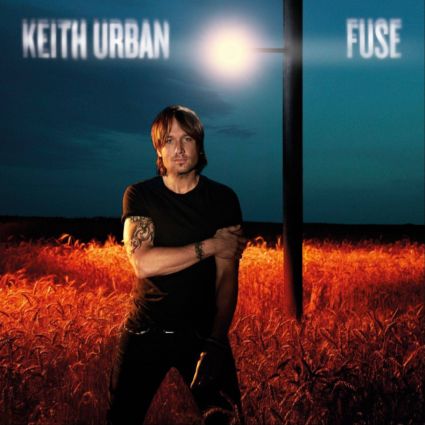 """Fuse,"" the latest release by Keith Urban"