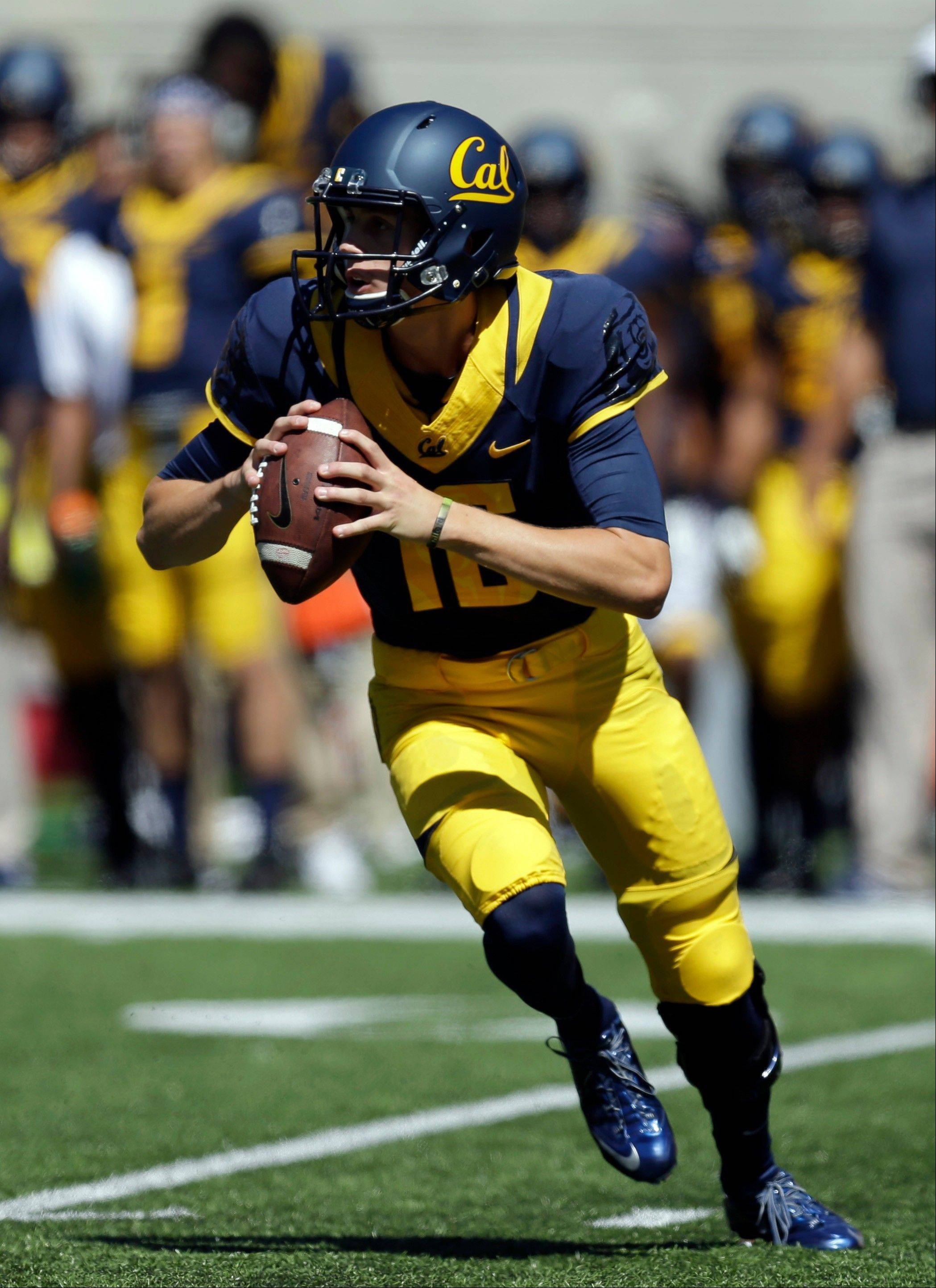 Cal quarterback Jared Goff has gotten off to a terrific start in his first season and is leading the nation with 930 yards passing in two games.
