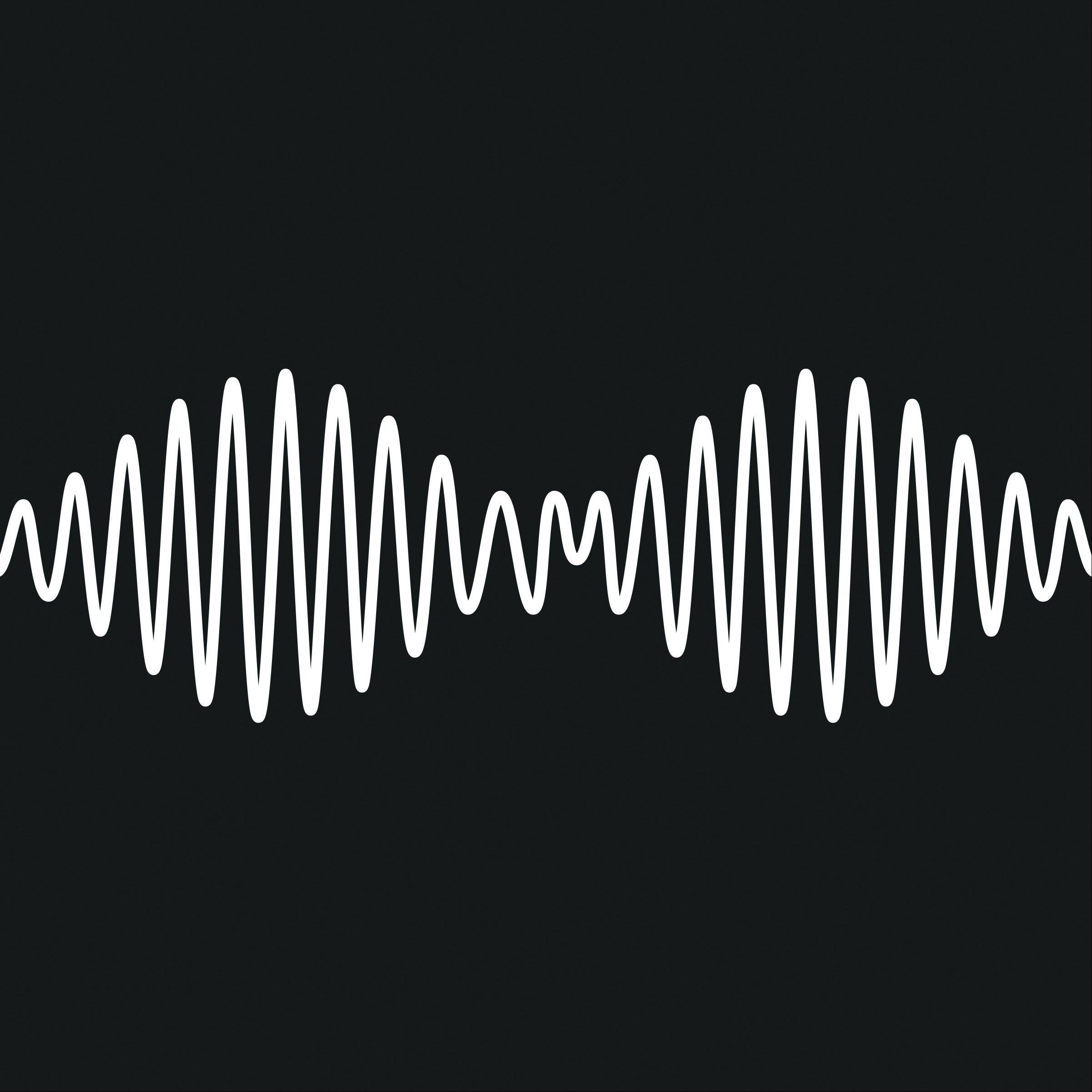"""AM,"" the latest release by Arctic Monkeys"