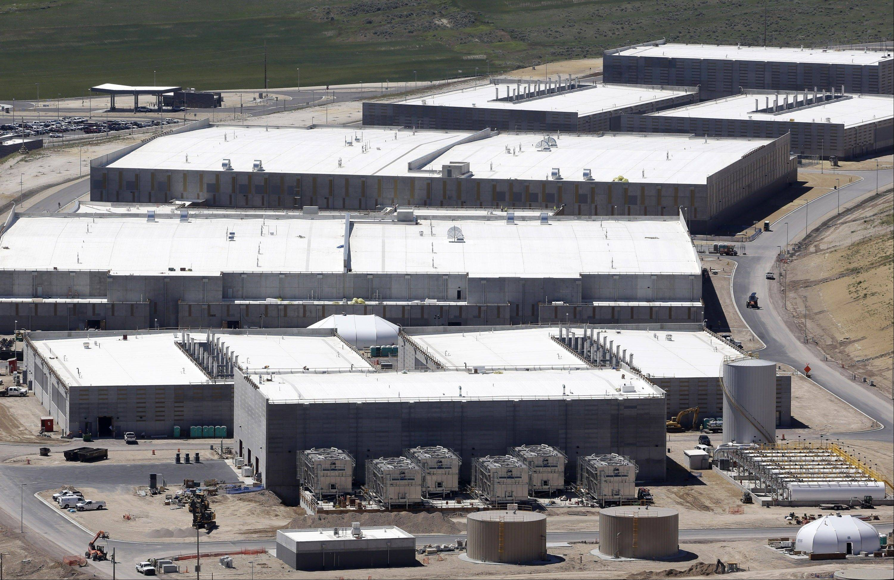 NSA's Utah Data Center. Newly declassified documents released Tuesday Sept. 10, 2013 tell a story of a surveillance apparatus so unwieldy and complex that nobody fully comprehended it, even as the government pointed it at the American people in the name of protecting them.