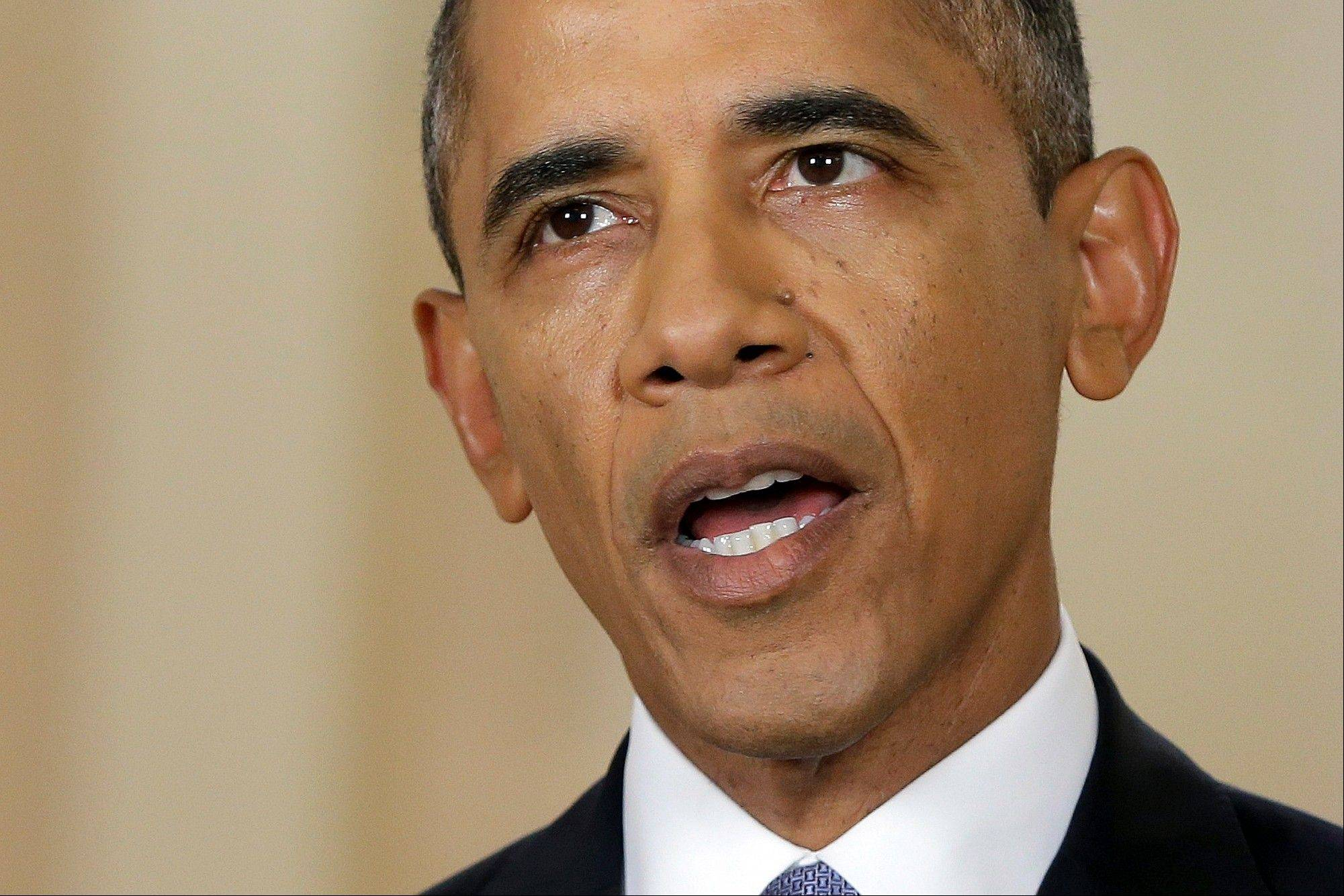 Obama conditionally backs offer on Syria