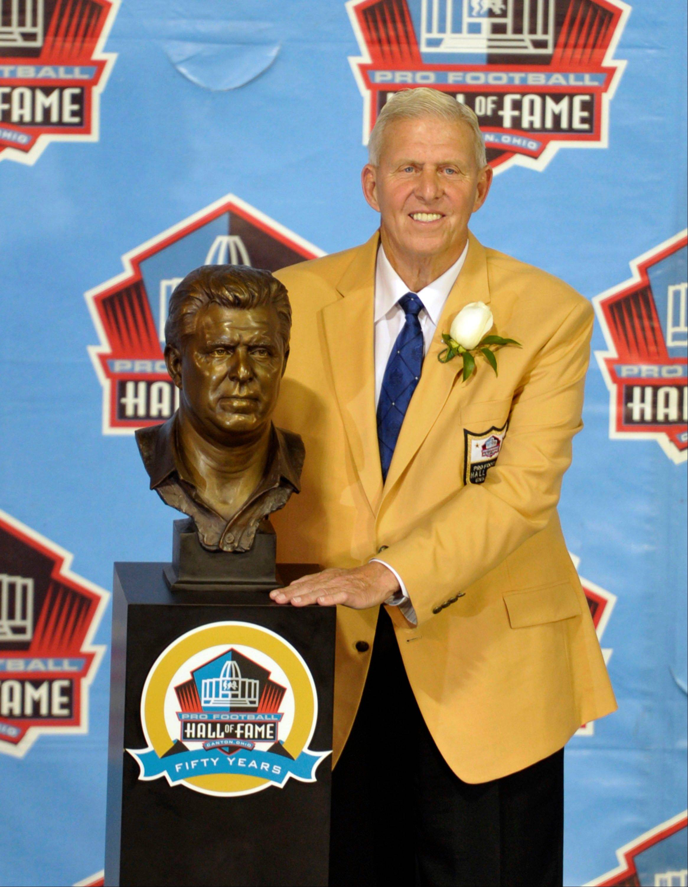 Hall of Famer Bill Parcells never coached the Bears, much to the regret of Mike Imrem.