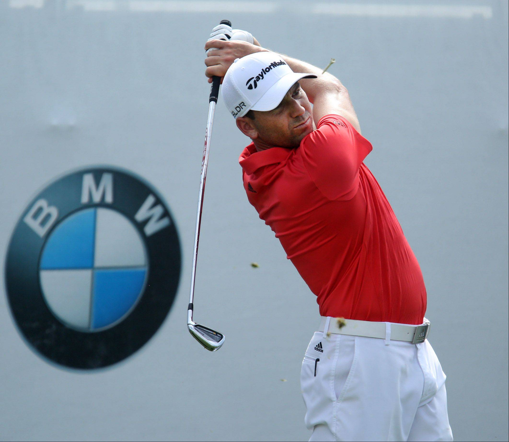 Sergio Garcia is one of 70 top players competing in the third round of the FedExCup playoffs at the BMW Championship in Lake Forest this week. The top 30 advance to the final tournament in Atlanta.