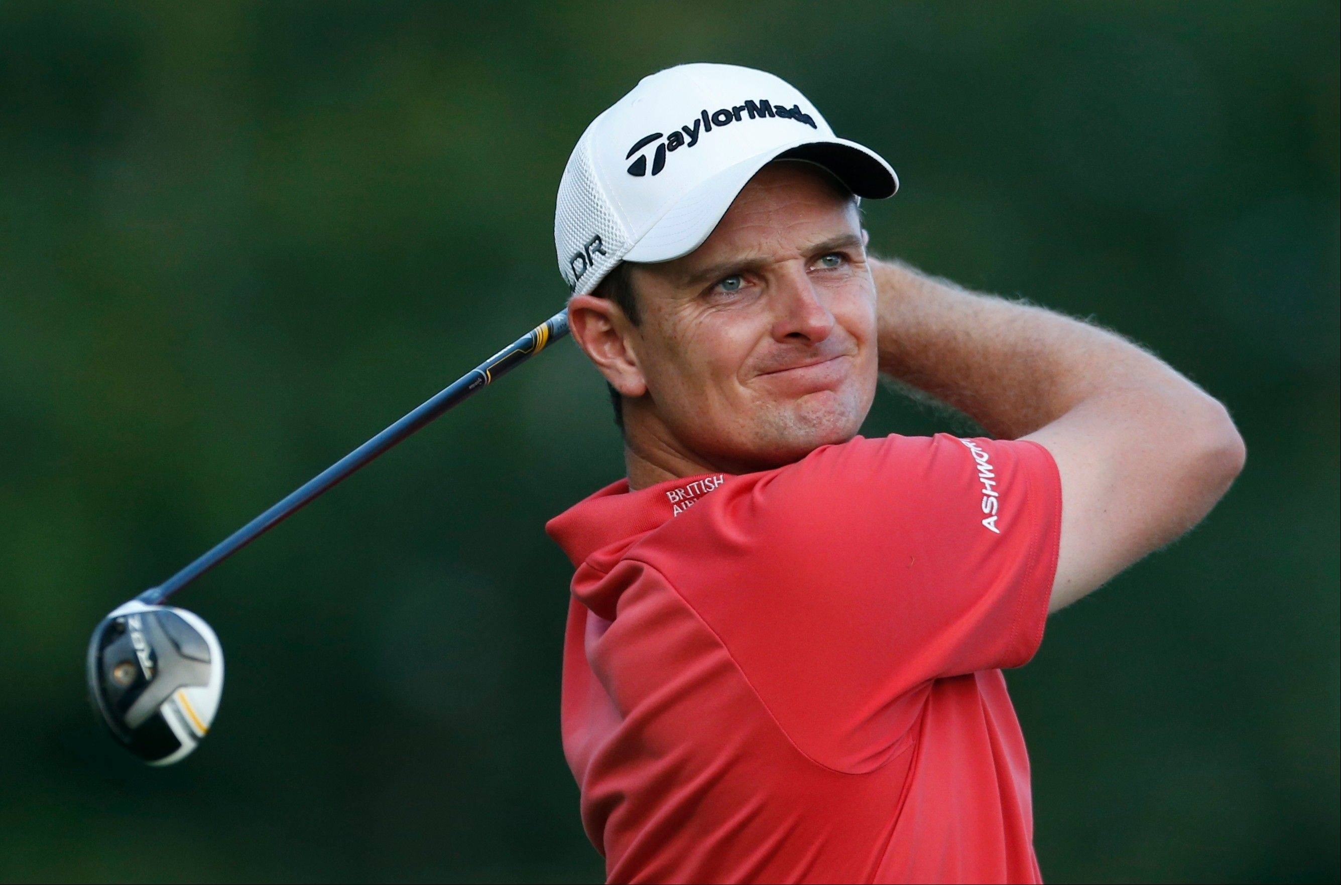 Justin Rose of England won the BMW Championship when it was held in 2011 at Cog Hill. He'll be among the 70 players vying for a chunk of the $8 million purse at this week's tournament.