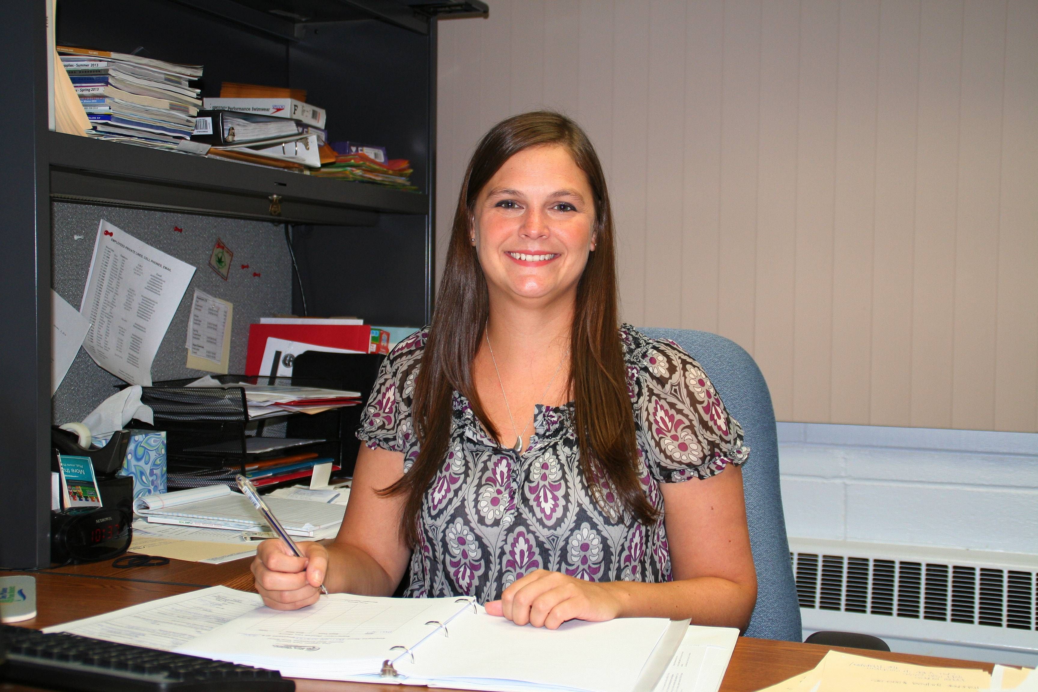 Desiree van Thorre is promoted to Human Resources & Risk Manager for the Des Plaines Park District.