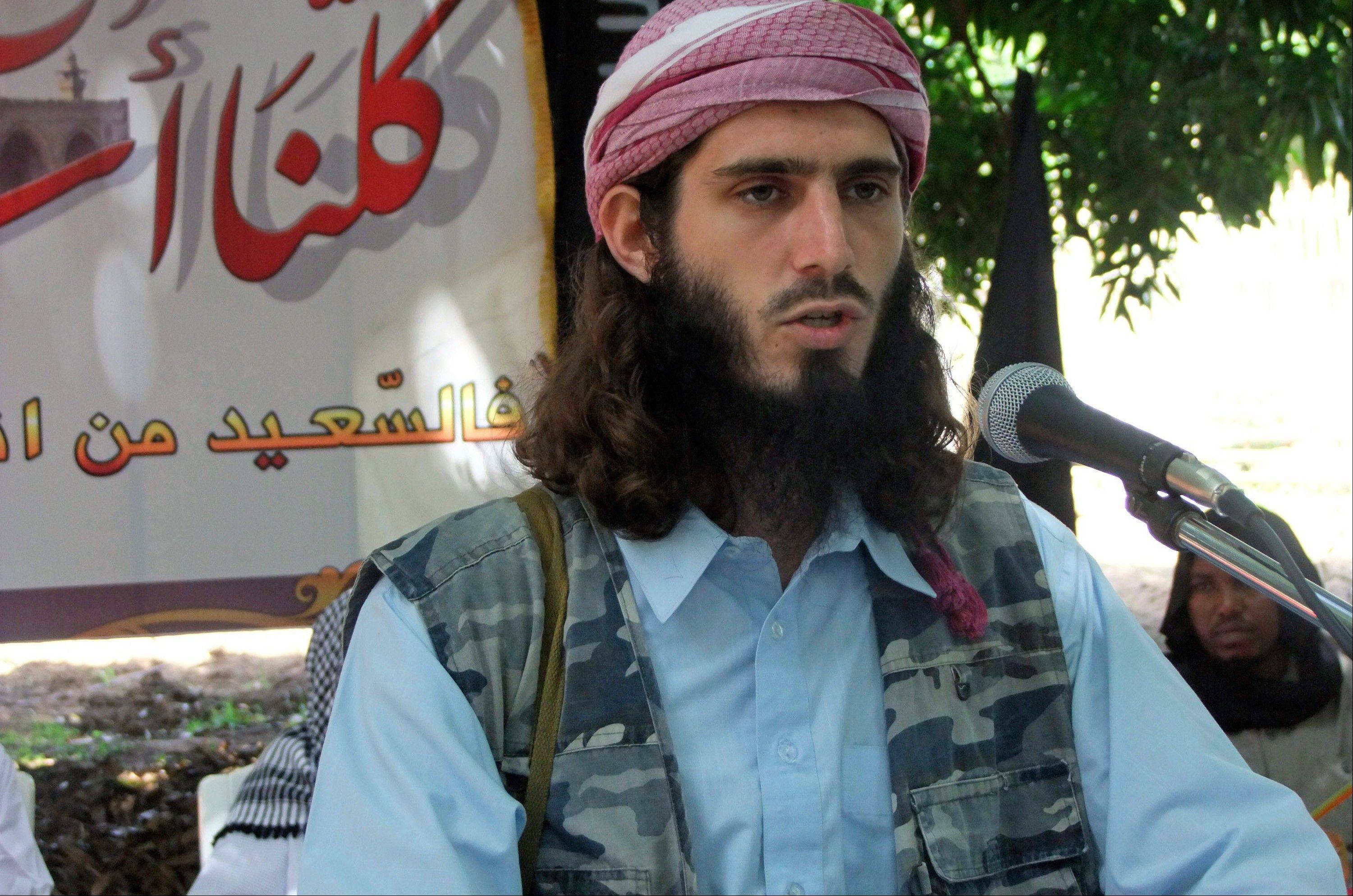 Omar Hammami, a jihadi from Alabama who ascended the ranks of Somalia's al-Qaida-linked militant group al-Shabab high enough to attract a $5 million U.S. government bounty, was killed Thursday, Sept. 12, 2013 in an ambush ordered by the militant group's leader, militants said.