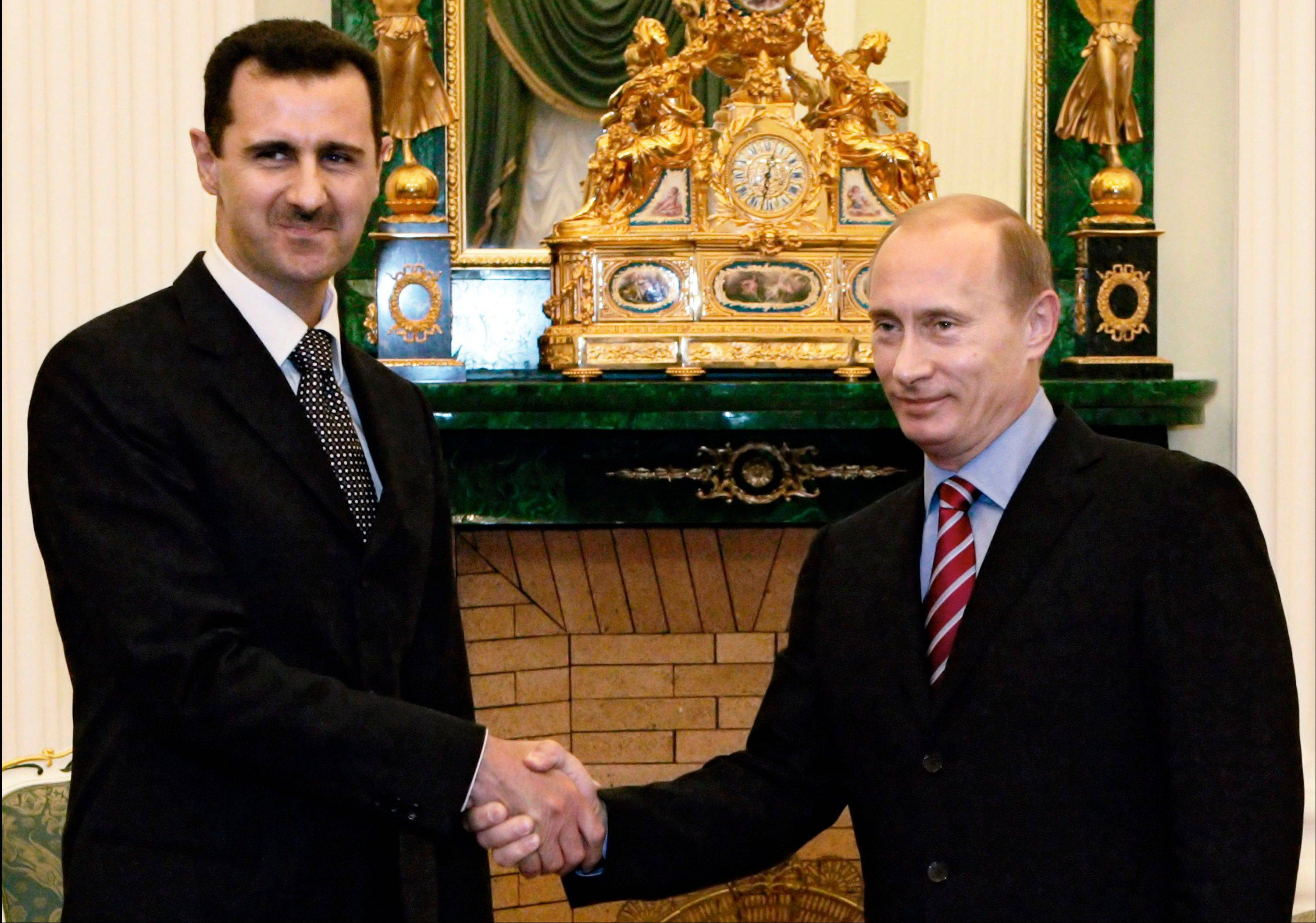 Putin gambit gets personal as newfound clout hinges on Assad