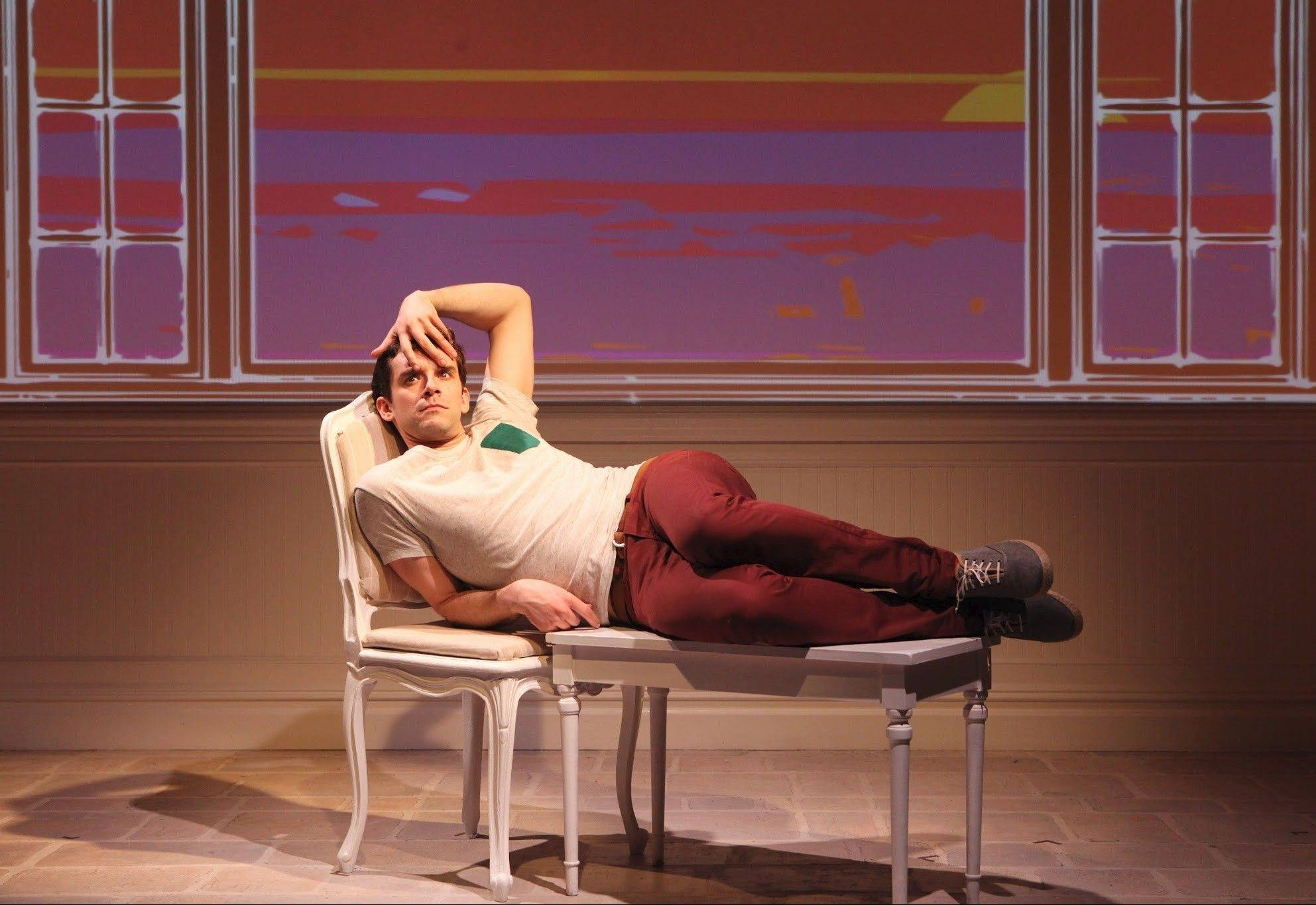 "Michael Urie (""Ugly Betty"") stars in Jonathan Tolins' acclaimed comedy ""Buyer & Cellar,"" which is set to begin a limited Chicago engagement at the Broadway Playhouse at Water Tower Place in April 2014."