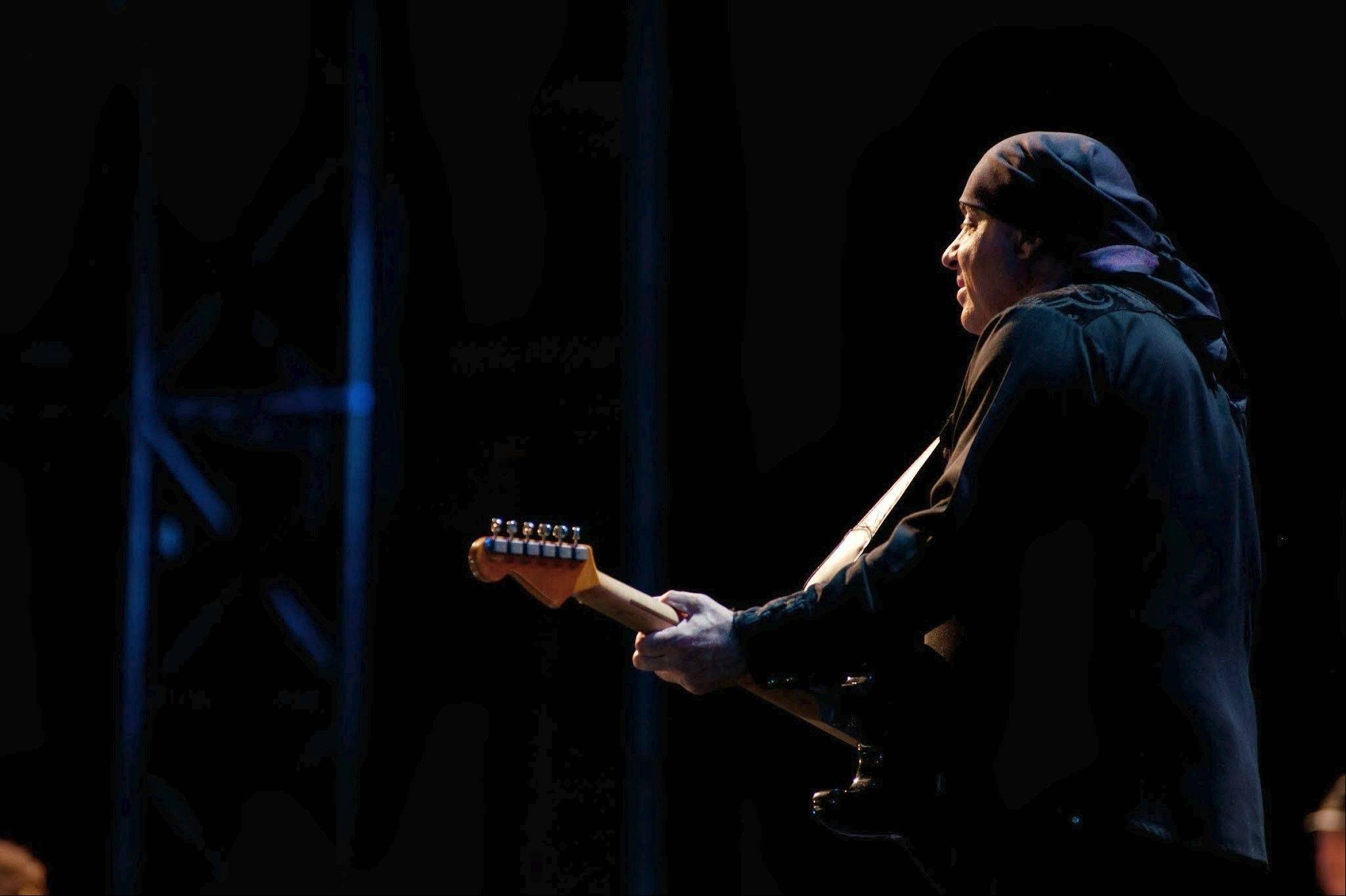 "Steven Van Zandt of The Rascals, which brings its Broadway show ""Once Upon a Dream"" to Chicago's Cadillac Palace Theatre for a five-show run from Tuesday, Nov. 5, through Sunday, Nov. 10."