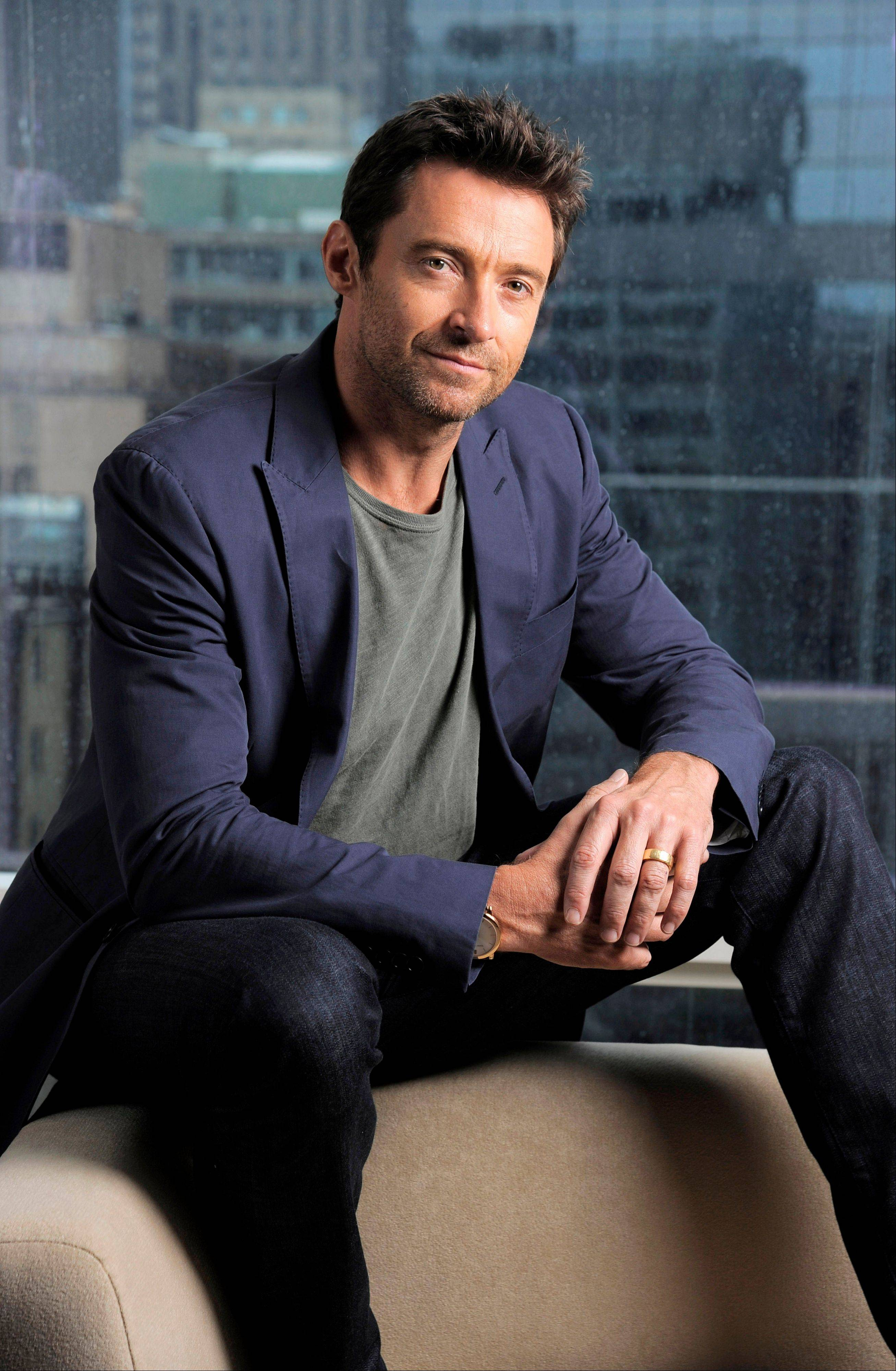 "Hugh Jackman breaks type in the film ""Prisoners,"" on day 3 of the 2013 Toronto International Film Festival in Toronto."