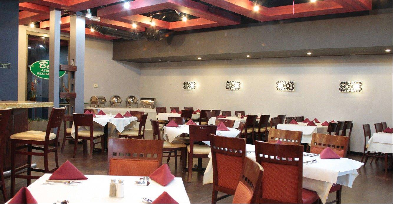 A husband and wife team recently opened Bisi African Restaurant in Schaumburg.