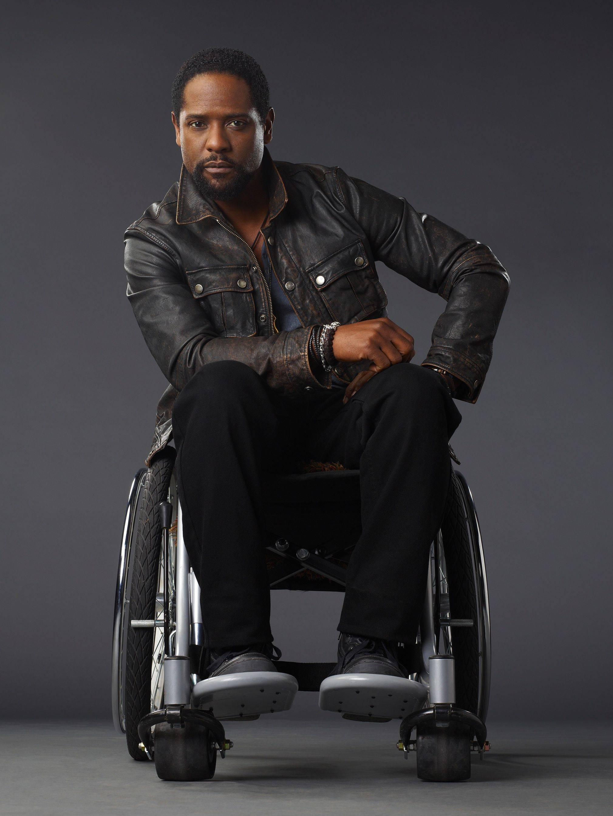 "Blair Underwood stars in NBC's remake of ""Ironside."""