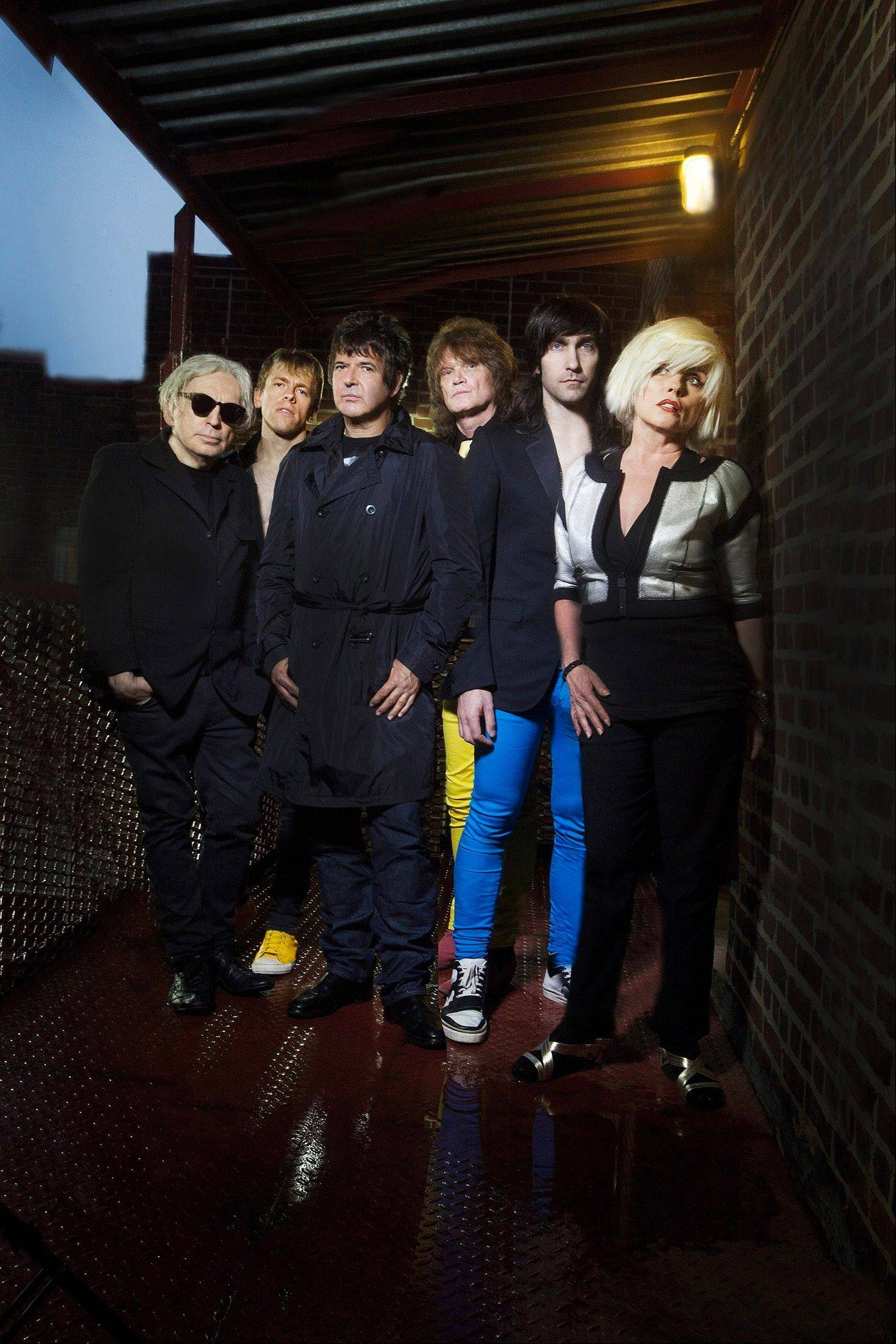 Blondie's fall tour brings them to Chicago Saturday for Riot Fest.