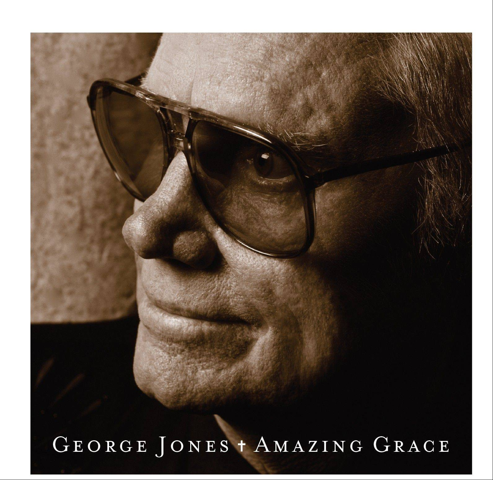 """Amazing Grace"" by George Jones"