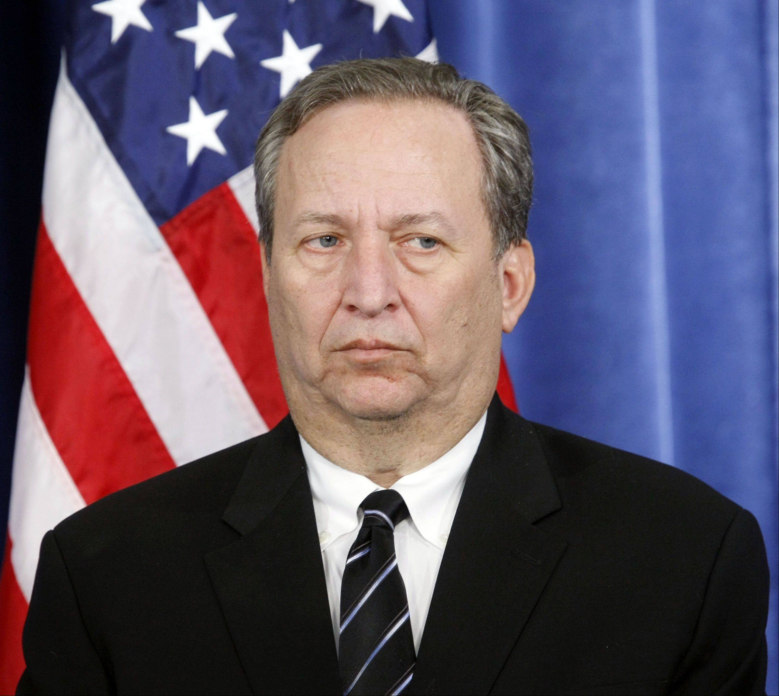It was announced on Sunday that Lawrence Summers has withdrawn his name from consideration to succeed Ben Bernanke as chairman of the Federal Reserve.