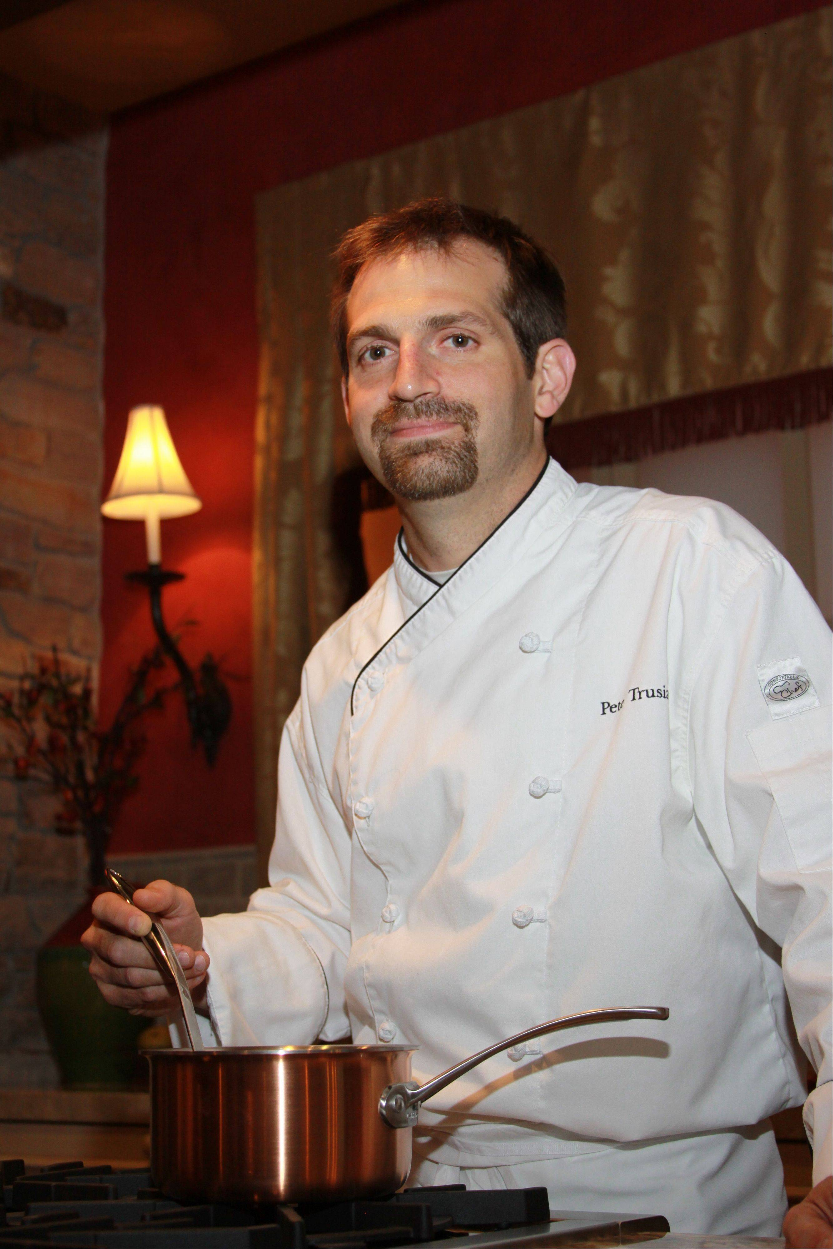 Chef du Jour: Chef turns his skill toward teaching from his 'man cave'