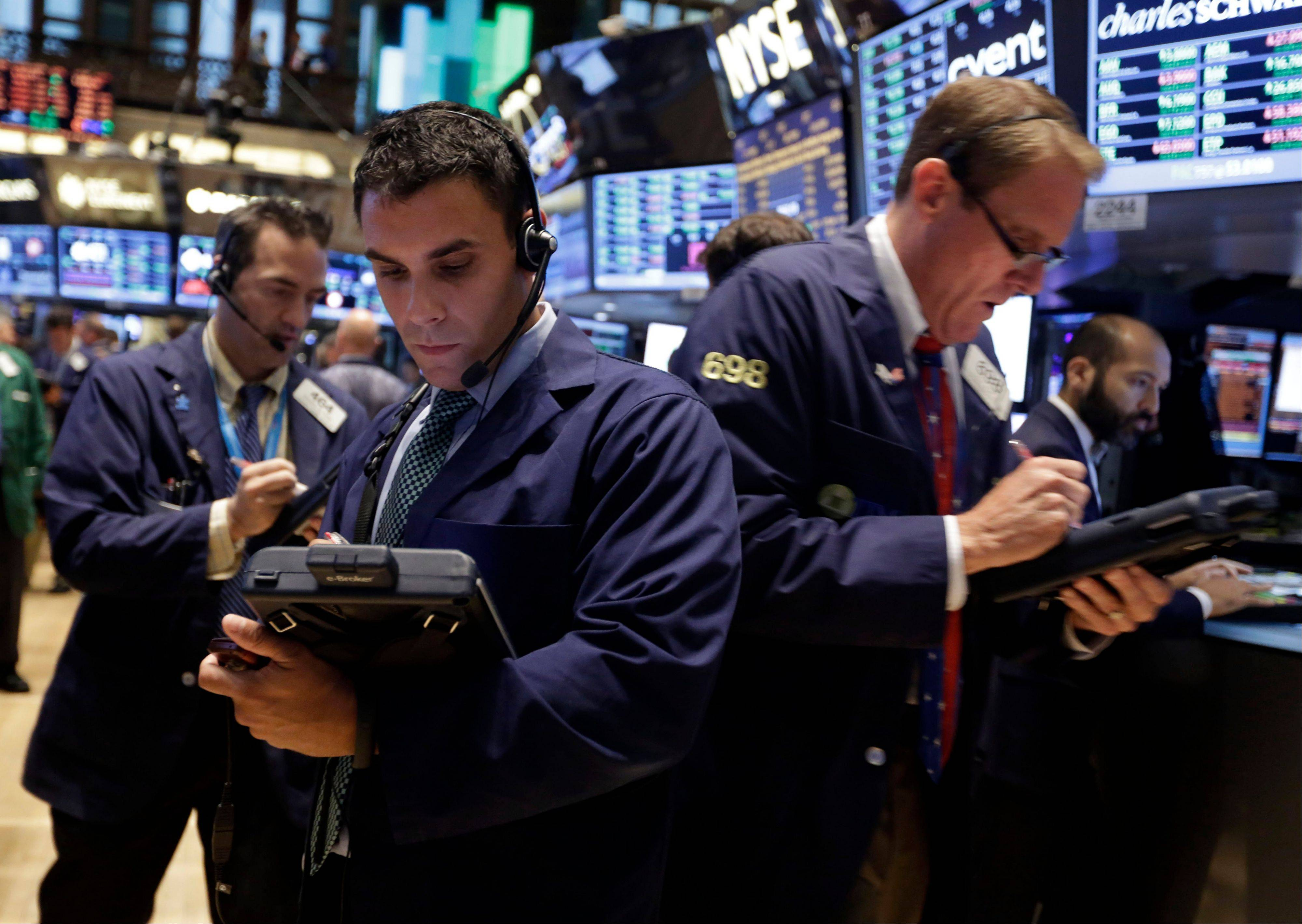 ASSOCIATED PRESS U.S. stocks rose, sending the Standard & Poor�s 500 Index to a five-week high, after Lawrence Summers withdrew his bid to be Federal Reserve chairman and tensions over dealing with Syria�s chemical weapons eased.