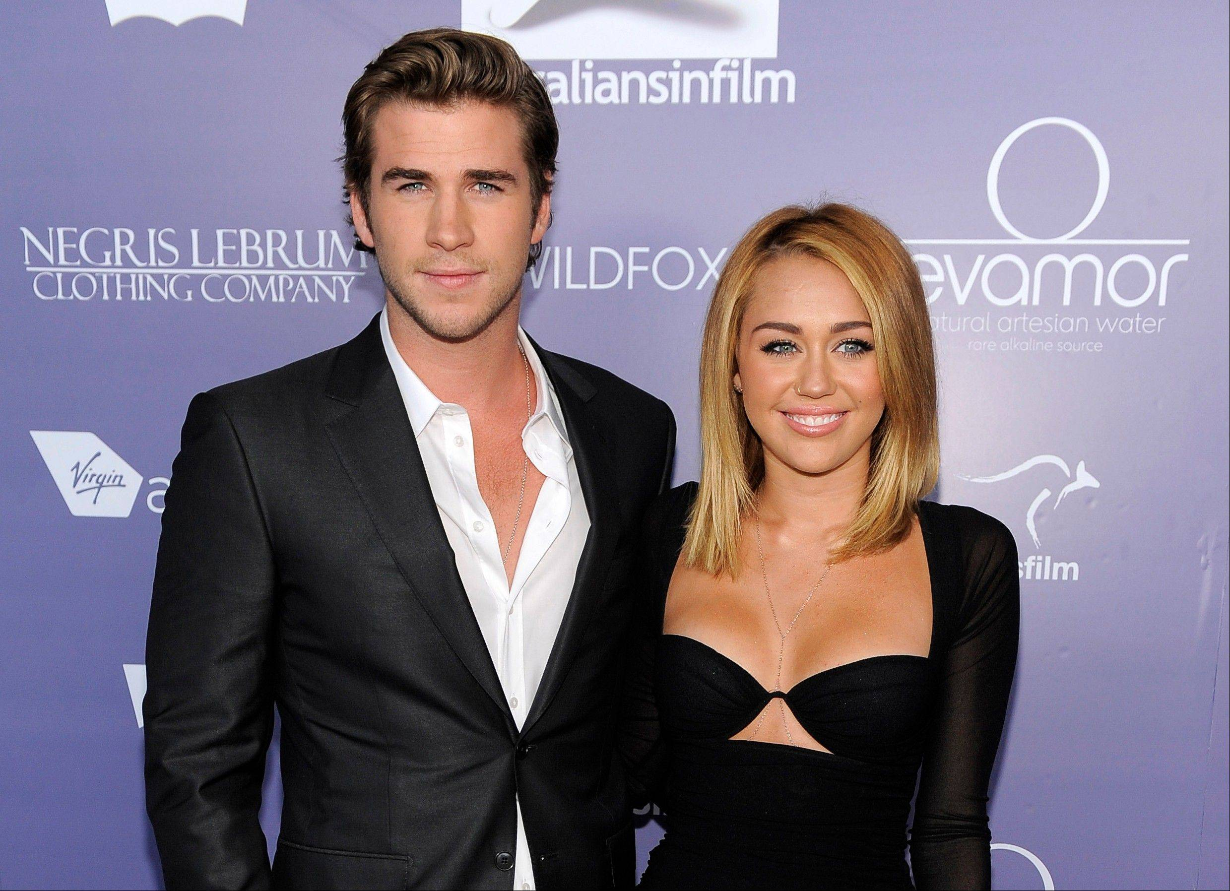 Liam Hemsworth and Miley Cyrus have called off their engagement, according to their representatives.