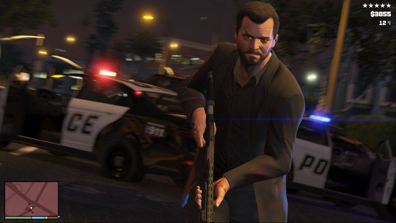 "It's fairly easy, and necessary, to switch between former partners Michael and Trevor, and their new prot�g�, Franklin, in ""Grand Theft Auto V."""