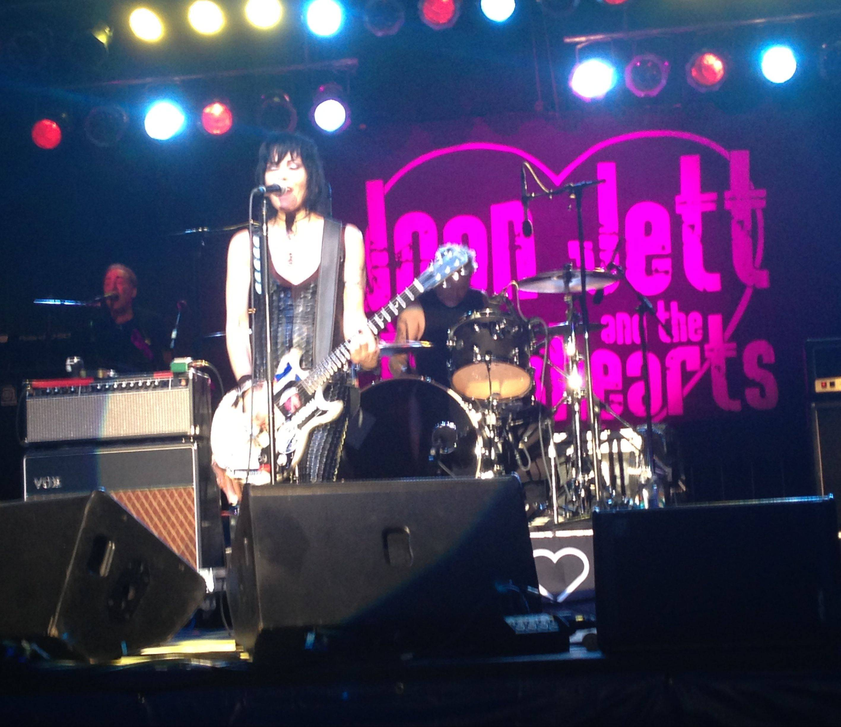 The Grand Victoria Casino is partnering with Onesti Entertainment and the city of Elgin to hold a concert series at Festival Park in downtown Elgin. The first on Aug. 24 featured Joan Jett and the Blackhearts, along with Eric Burdon & The Animals.